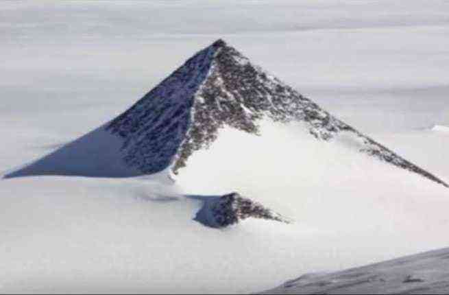 Mysterious Snow Pyramids Discovered In Antarctica Fodors