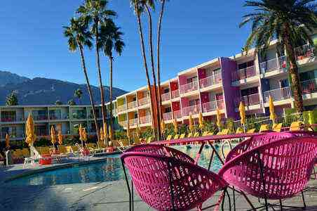 Palm springs coolest boutique hotels fodors travel guide for Cool boutique hotels