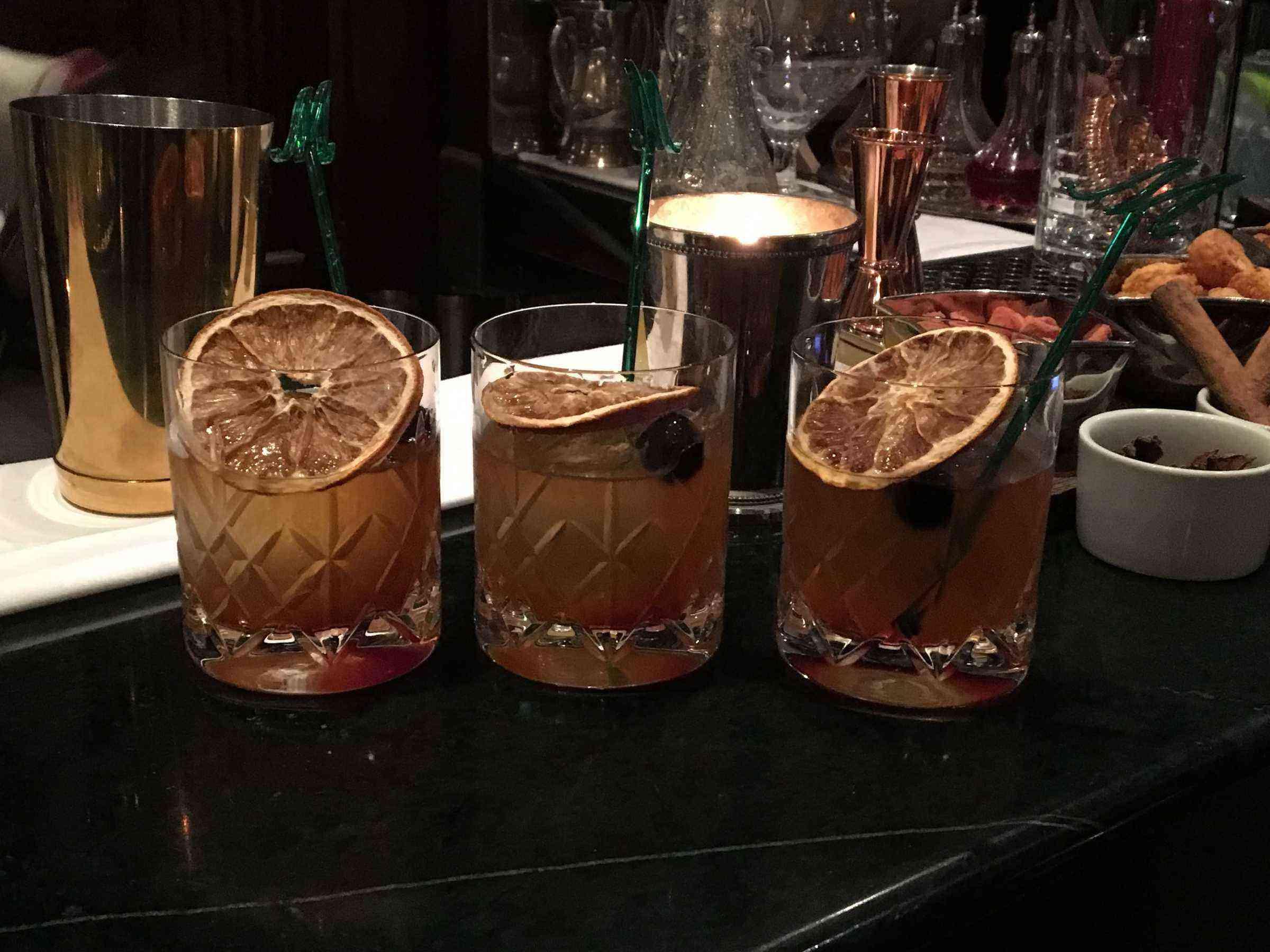 Stable Bar, The Milestone