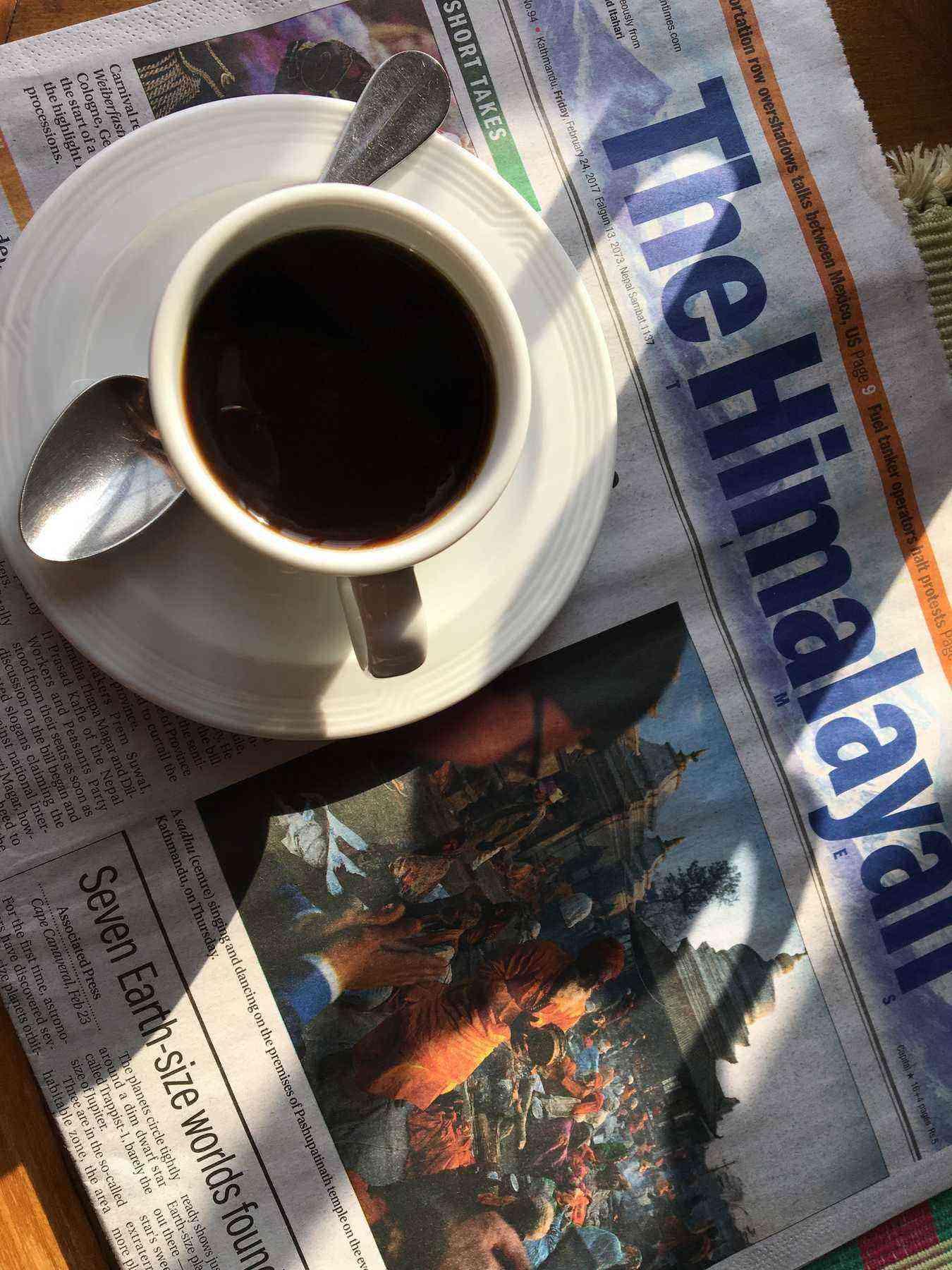 HEV-01_Photo by Kristy Alpert_coffee in Kathmandu