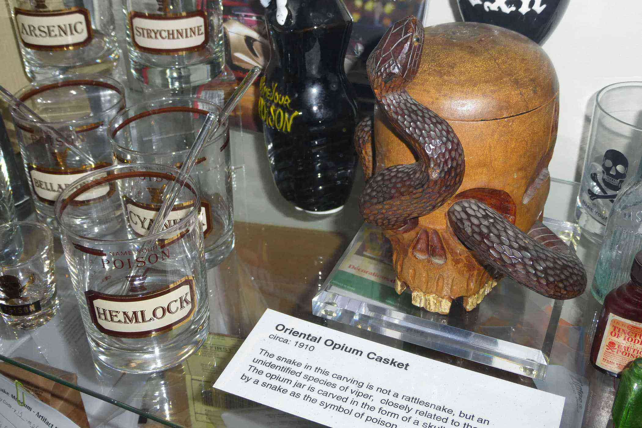 Quirky-Southwest-Museums-American-International-Rattlesnake-Museum