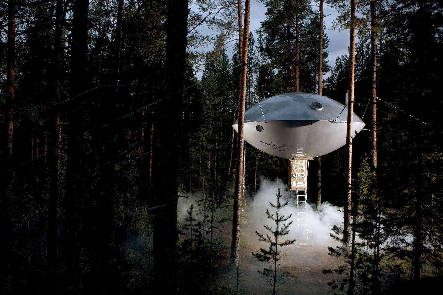 Unusual-Treehouses-UFO-1