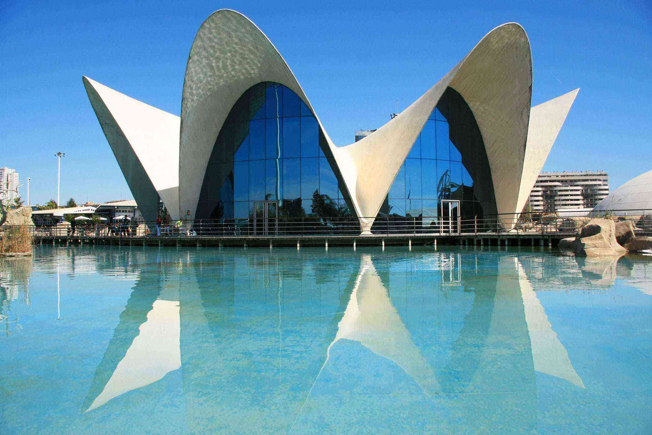 The Curiously Unique Architecture Of Valencia, Spain