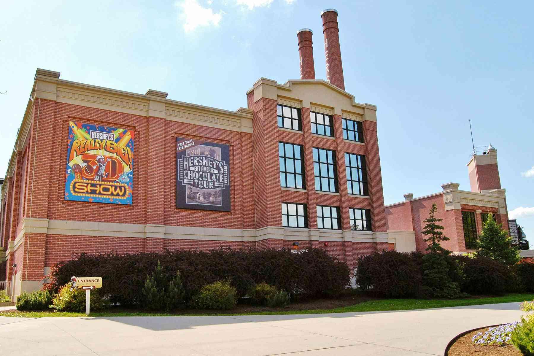 Wonka Candy Factory Tours