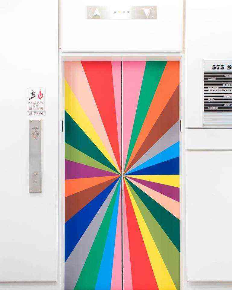 ColorFacoryElevator-Color Factory