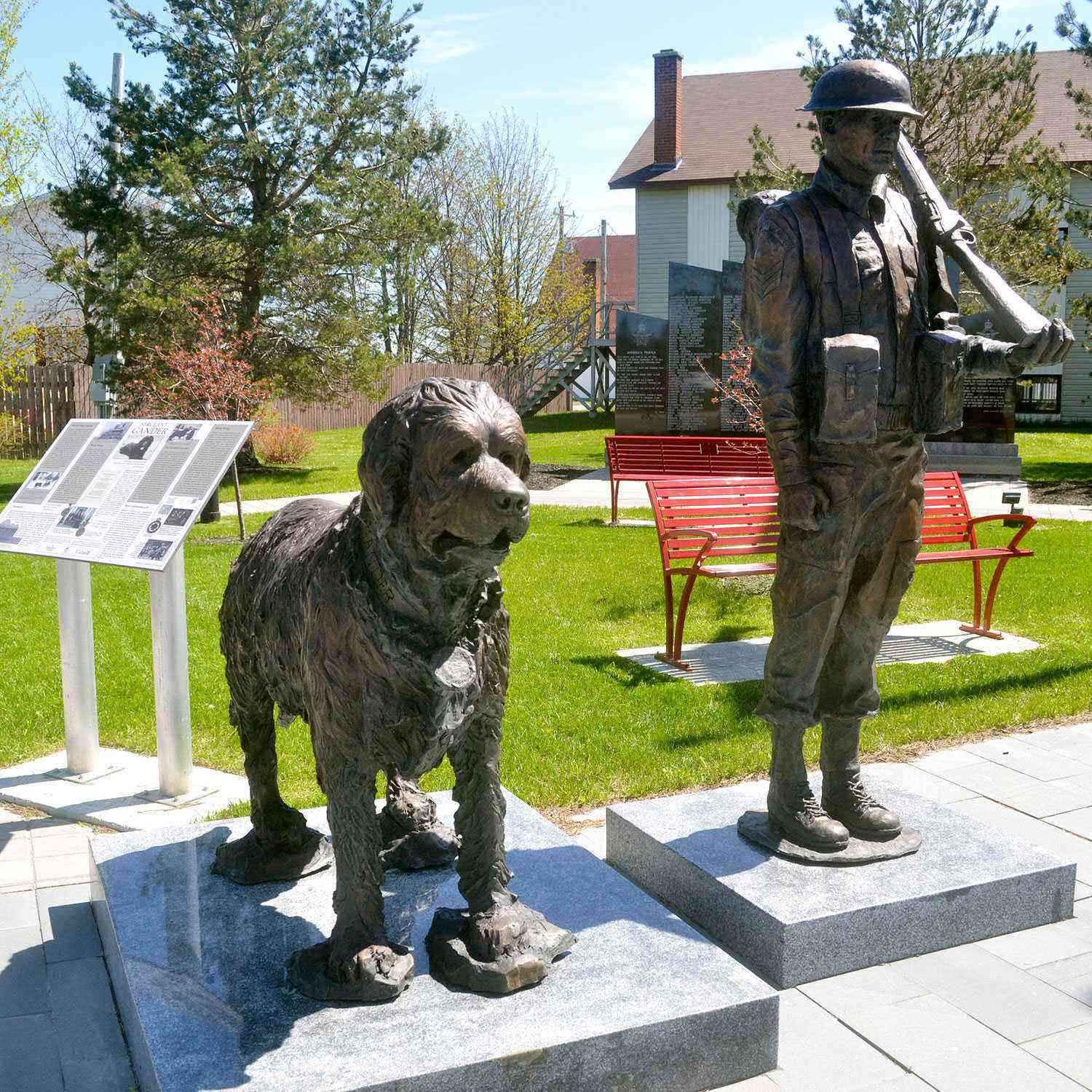 Memorable Mutts 11 Dogs Monuments Around The World Fodors Travel Guide