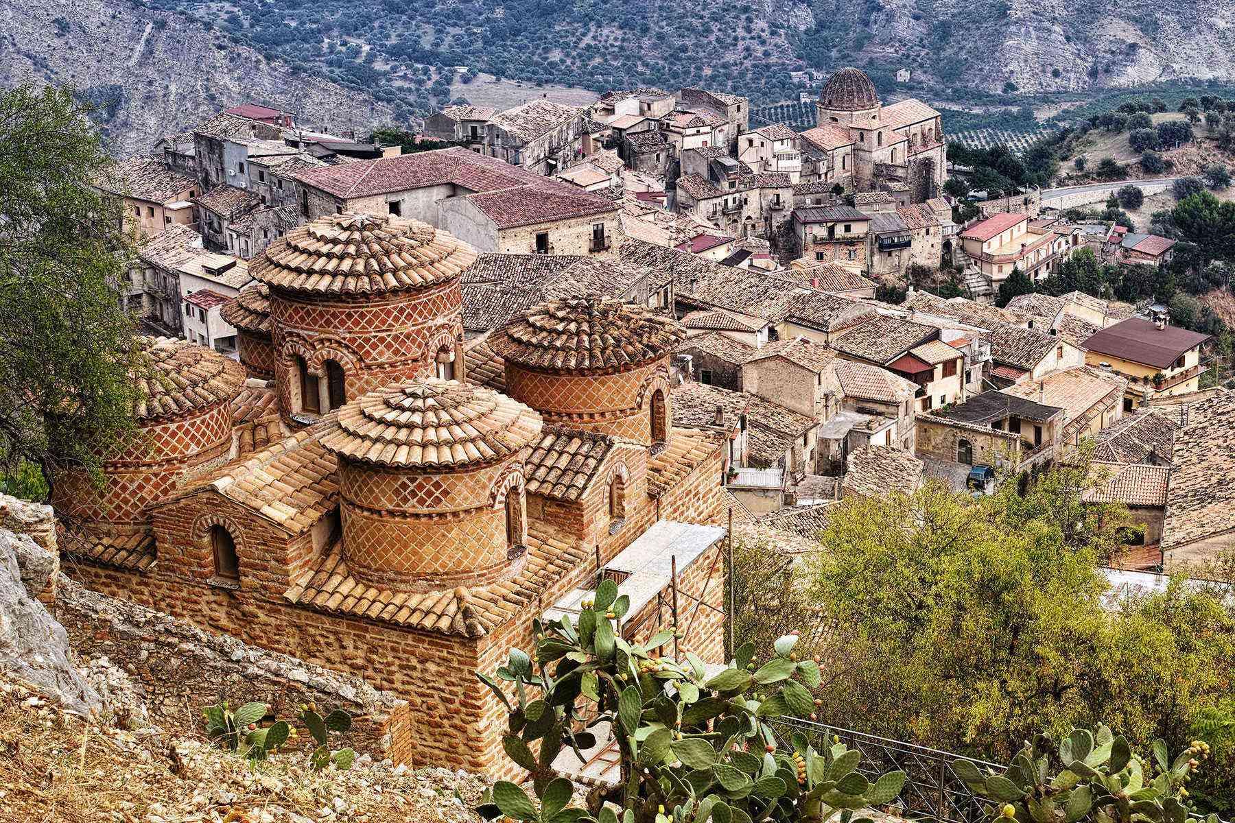 Medieval-Italian-Towns-Stilo