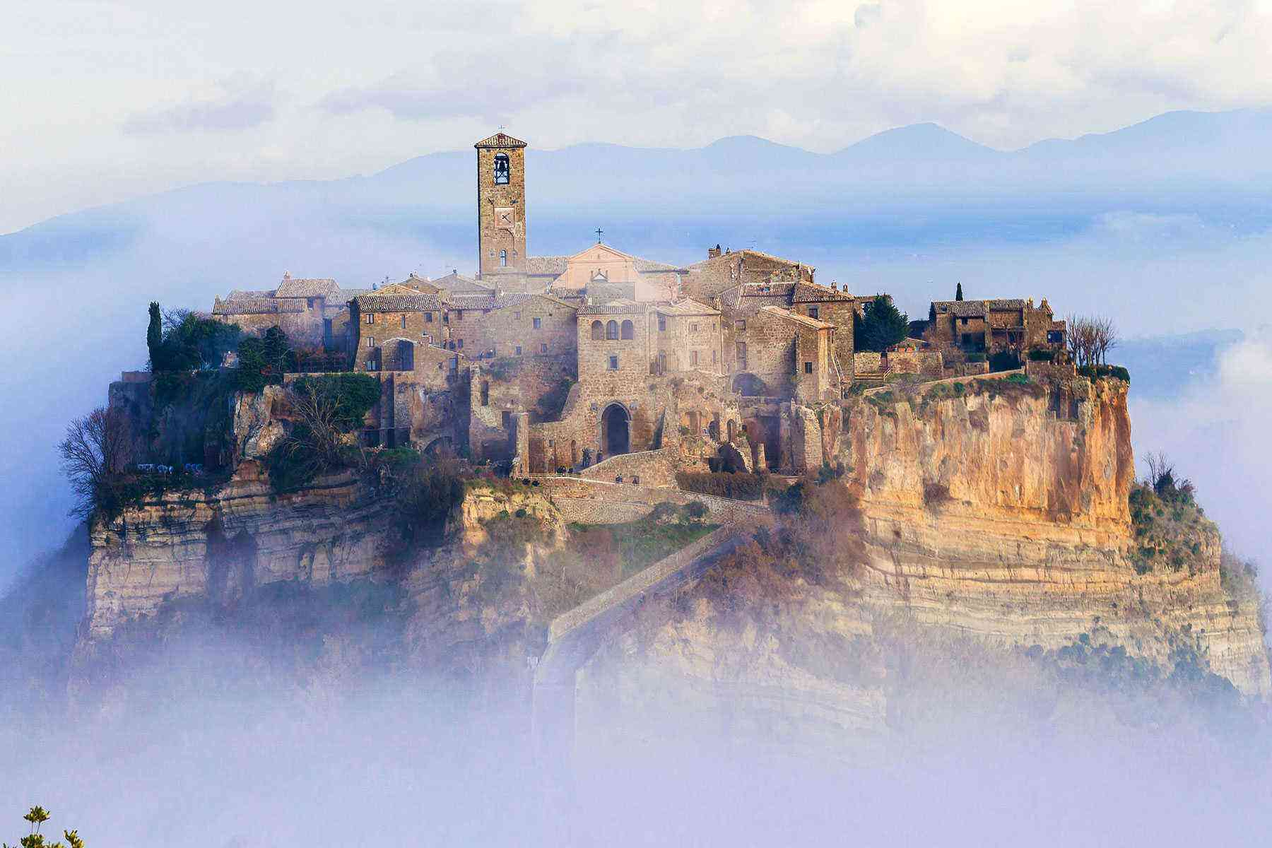 24 Stunning Medieval Mountaintop Villages In Italy Fodors Travel Guide