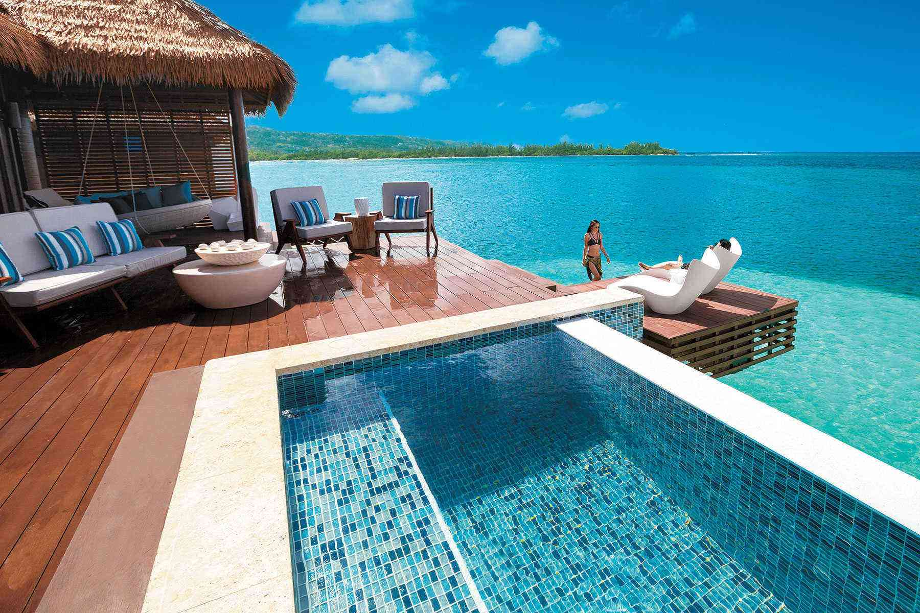The 23 Most Beautiful Hotel Plunge Pools Around The World