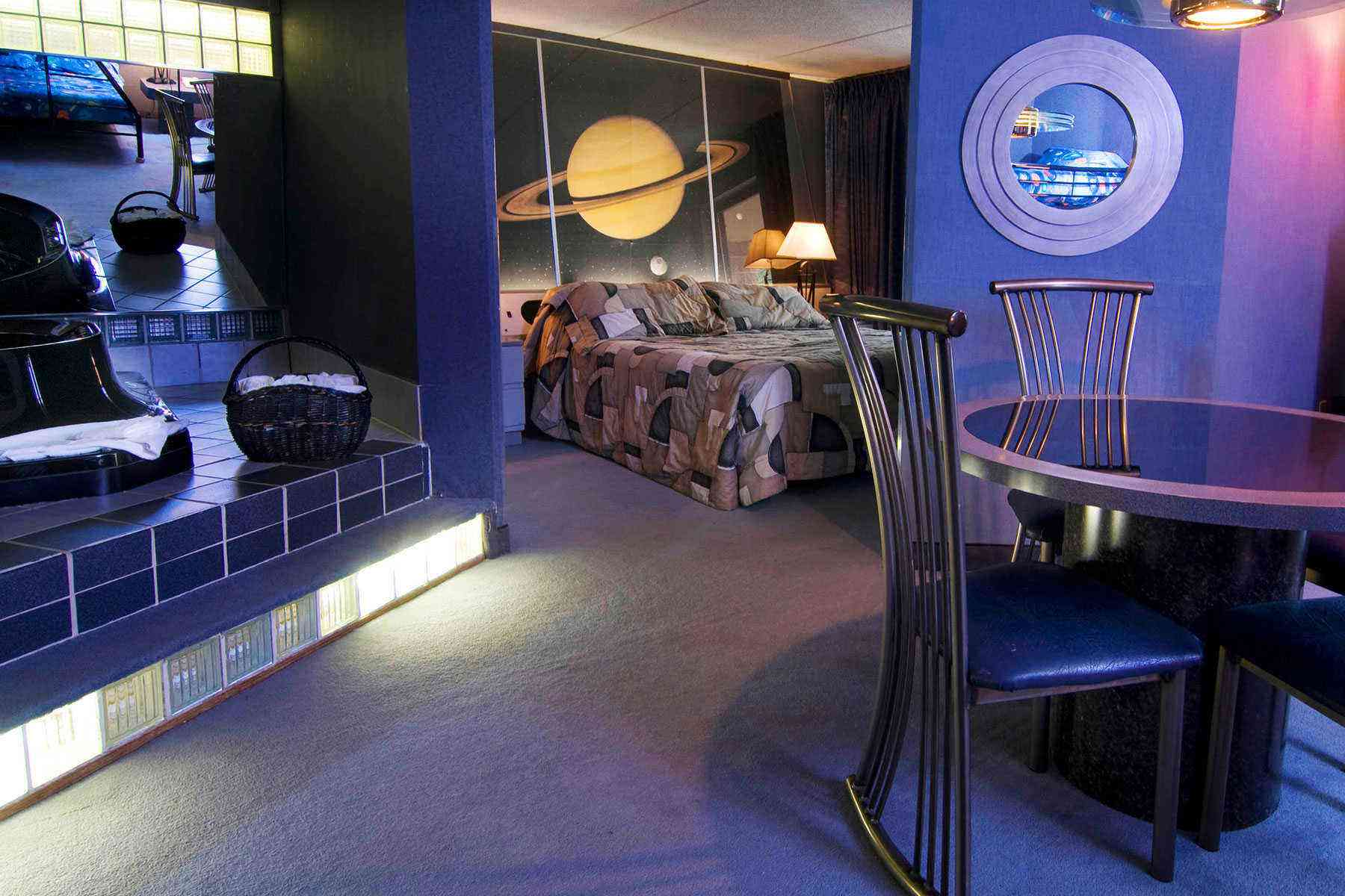 Look At These Space Themed Hotel Rooms