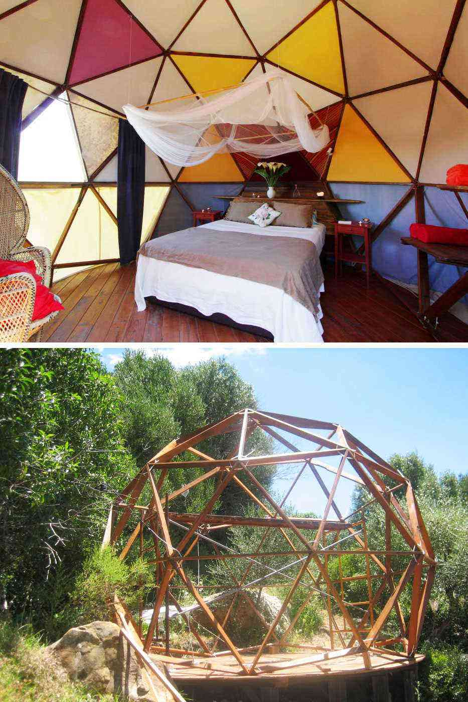 Weird-Airbnbs-Geodesic-Dome-in-Nature-vertical
