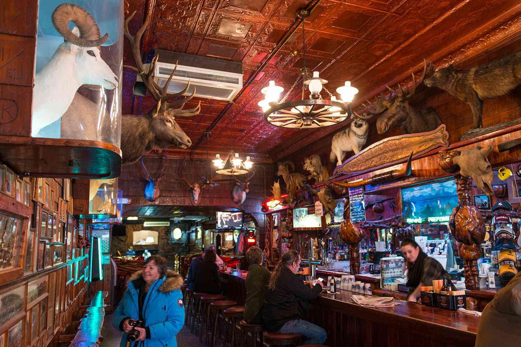 Wild Wild West Bar