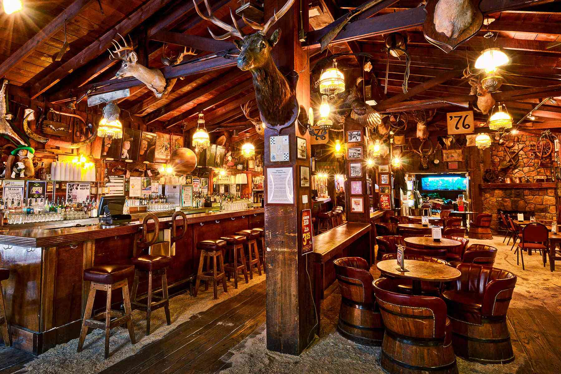 12 Wild West Bars To Make You Feel Like A Cowboy Fodors