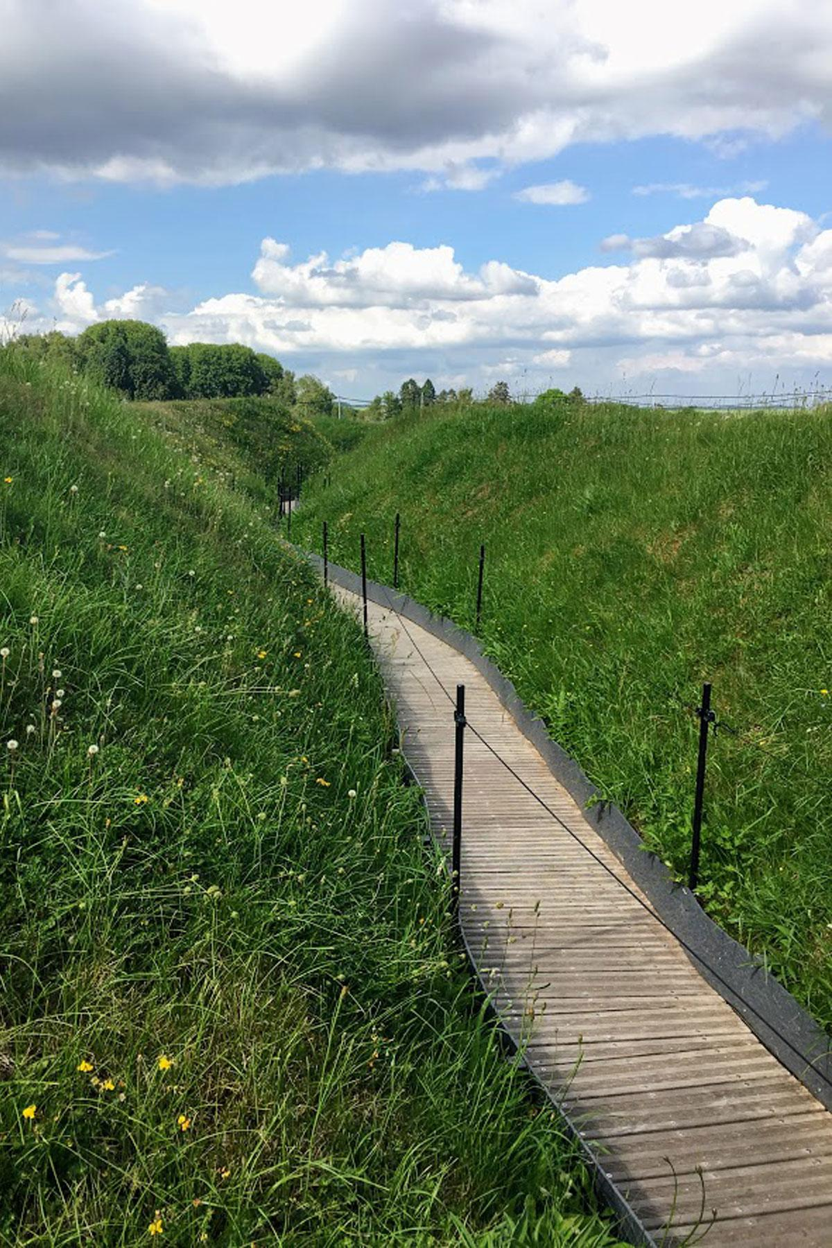 Beaumont-Hamel-Newfoundland-Trenches