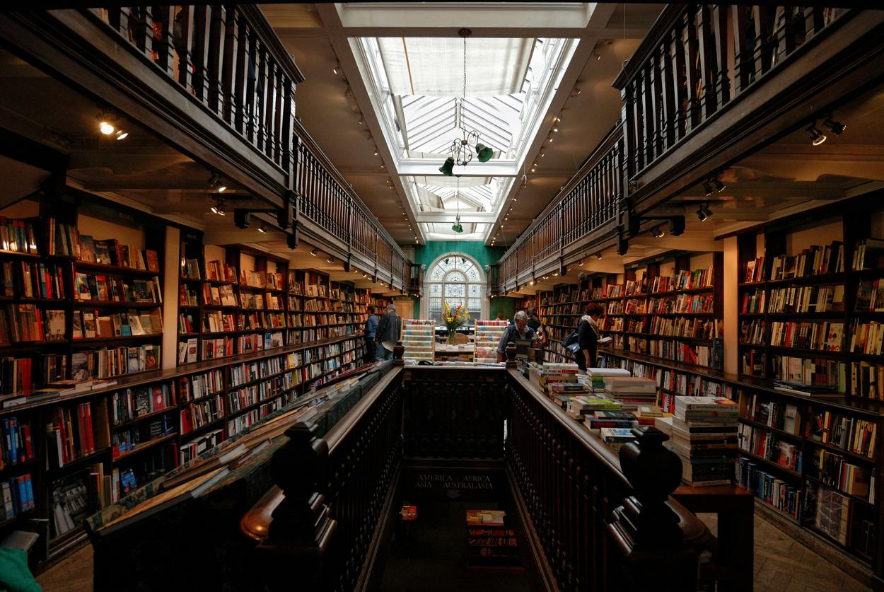 worlds 19 most stunning bookstores fodors travel guide - Bookshelves For Bookstores