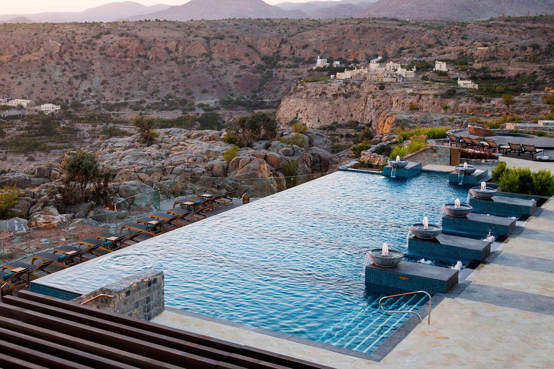 cliffside hotels of the middle east. Black Bedroom Furniture Sets. Home Design Ideas