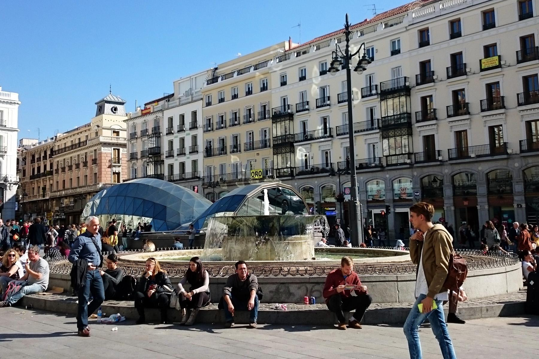 25 ultimate things to do in madrid fodors travel guide for Puerta del sol 2017