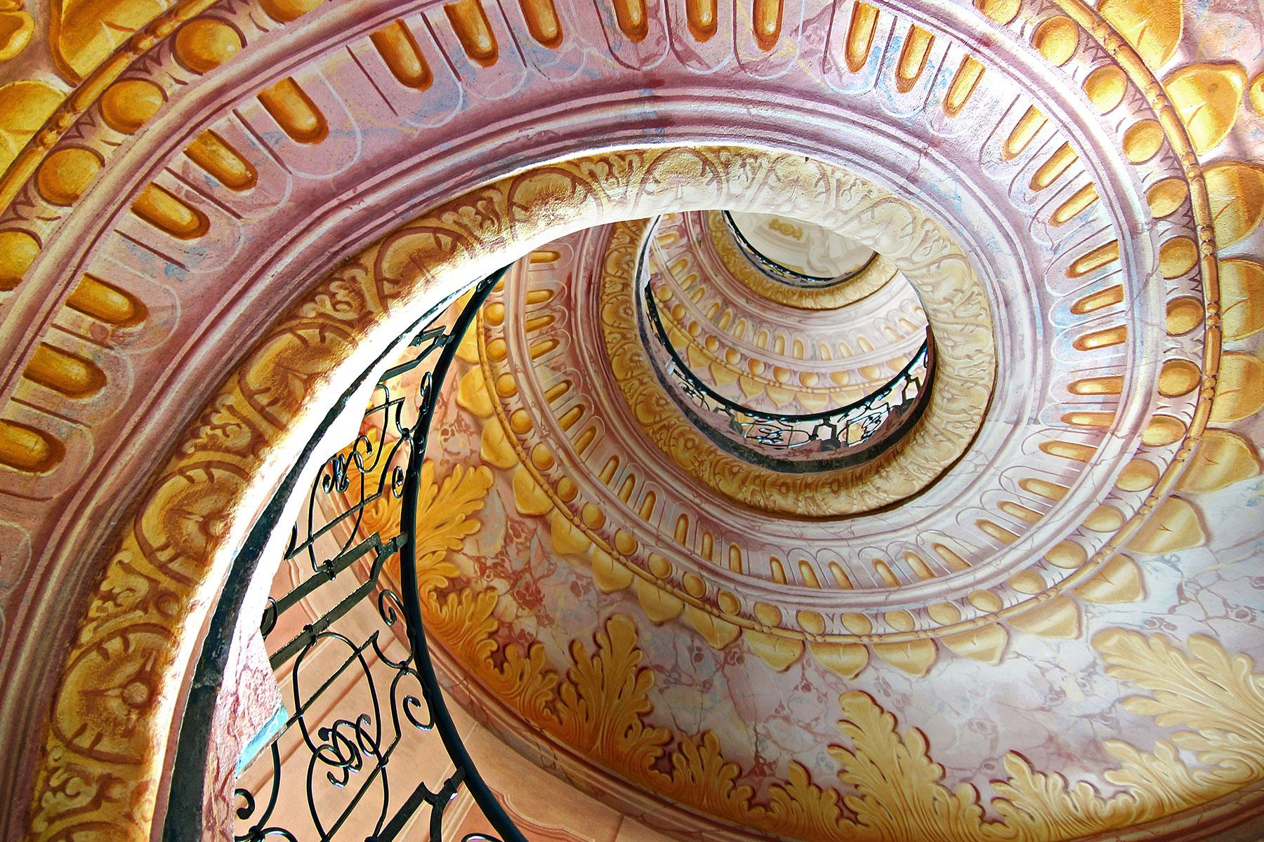 The 20 most incredible staircases in the world fodors travel guide doublecrazyfo Gallery