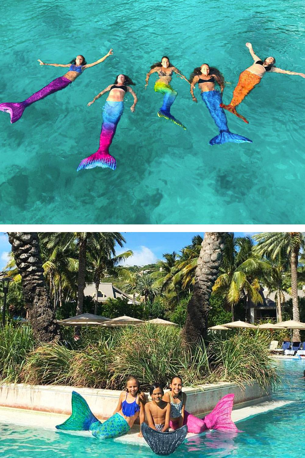 12 Places For Mermaid Classes