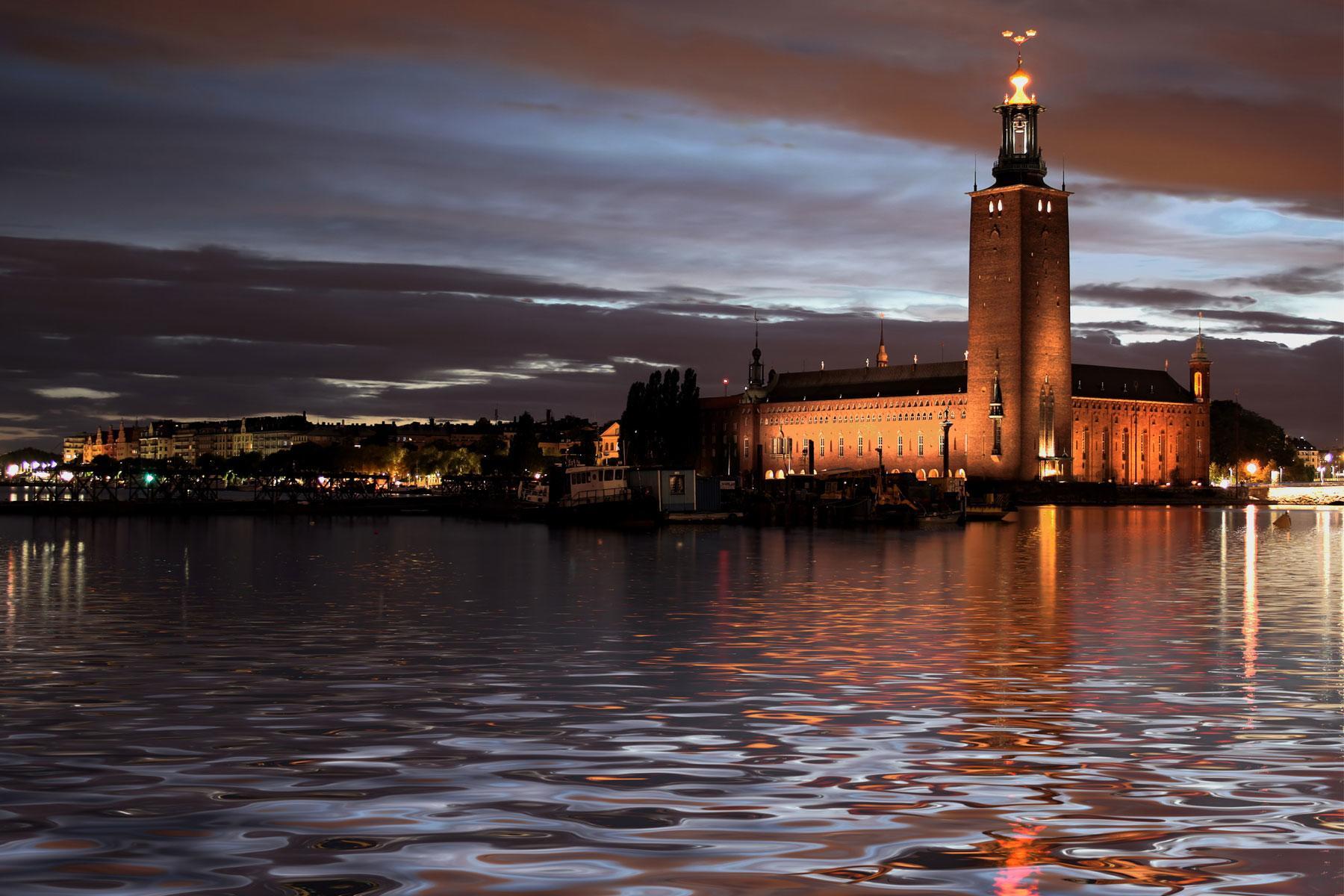 Nobel-Prize-Stokholm