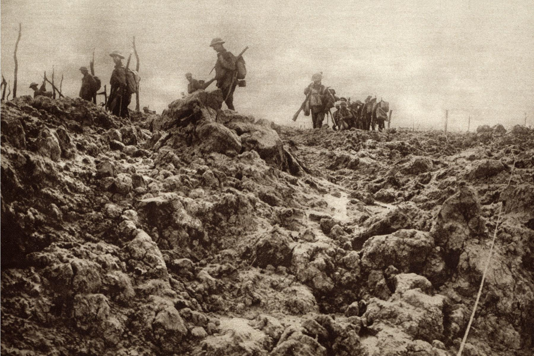 A Glossary Trip Through France S World War I Front