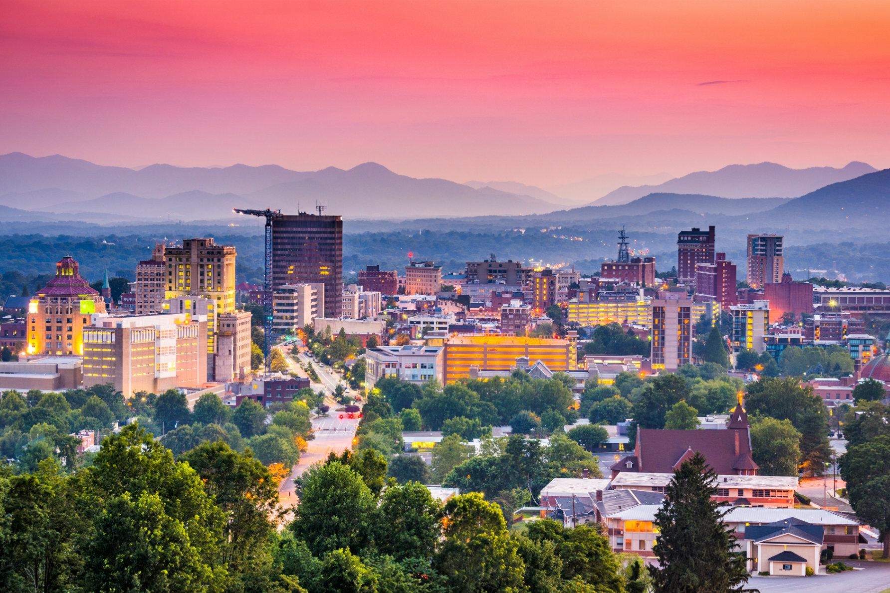 Where To Stay And What To See In Asheville