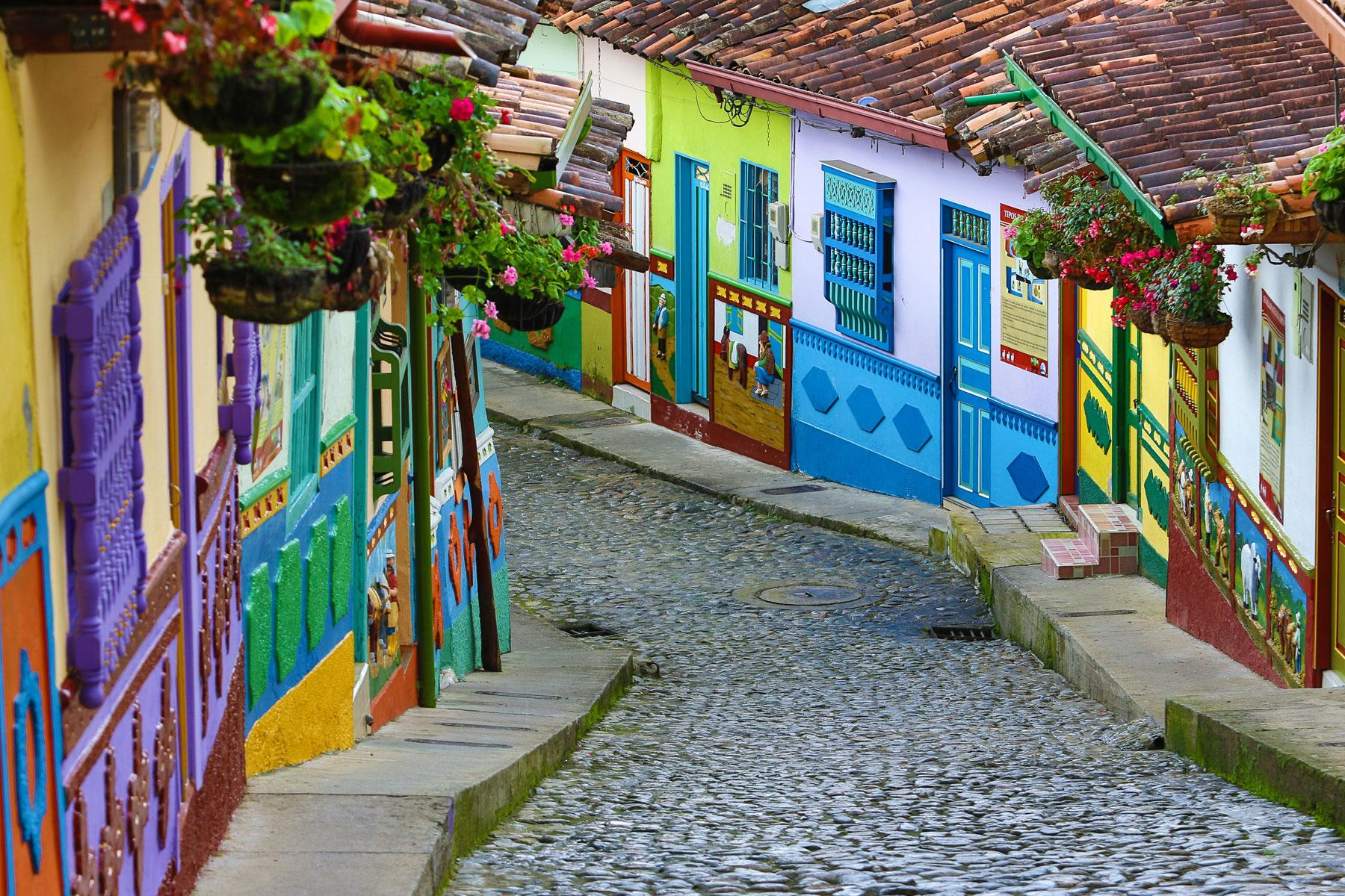 The 25 Most Colorful Towns In The World Fodors Travel Guide