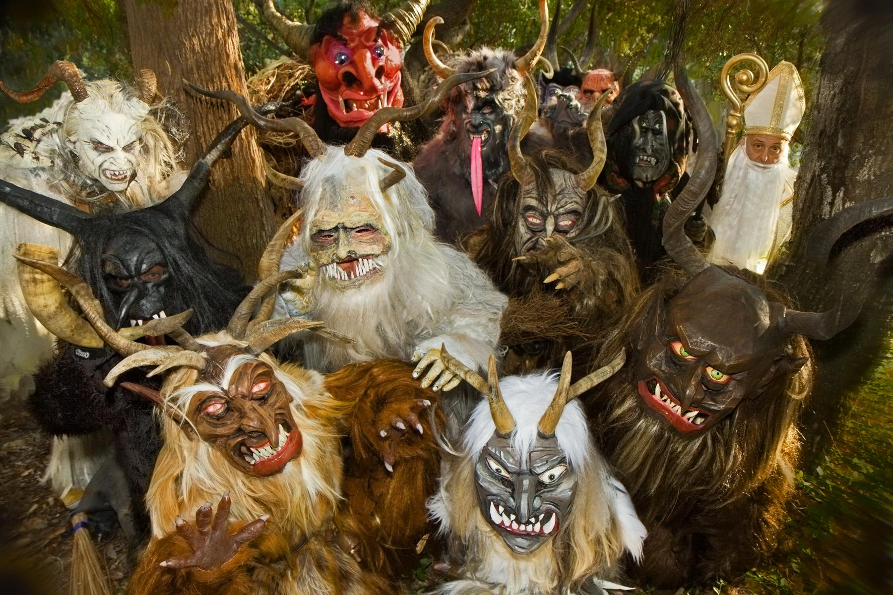 unique-ways-celebrate-holidays-los-angeles-krampus
