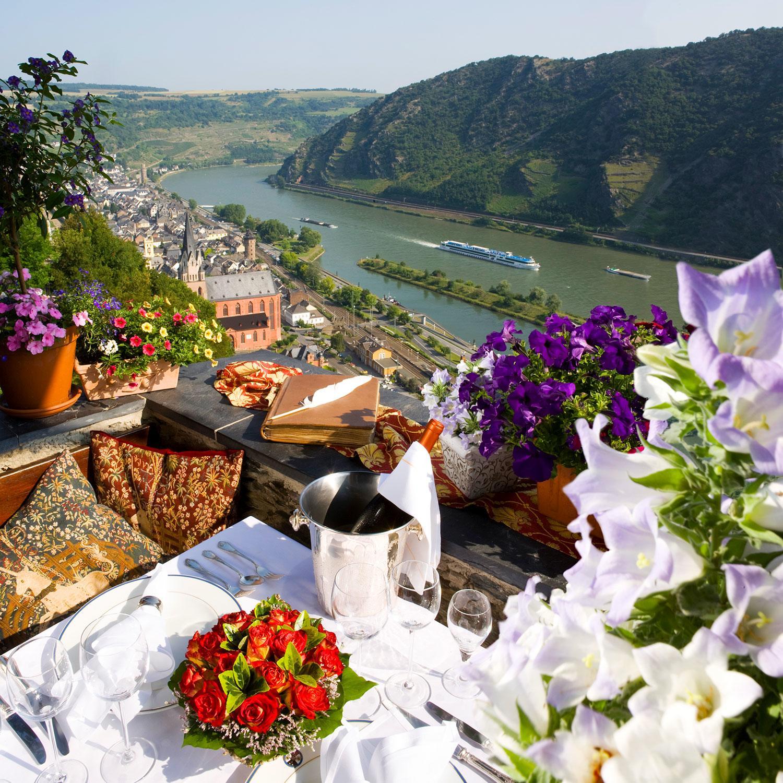 Hotels Near Upper Rhine Valley Germany