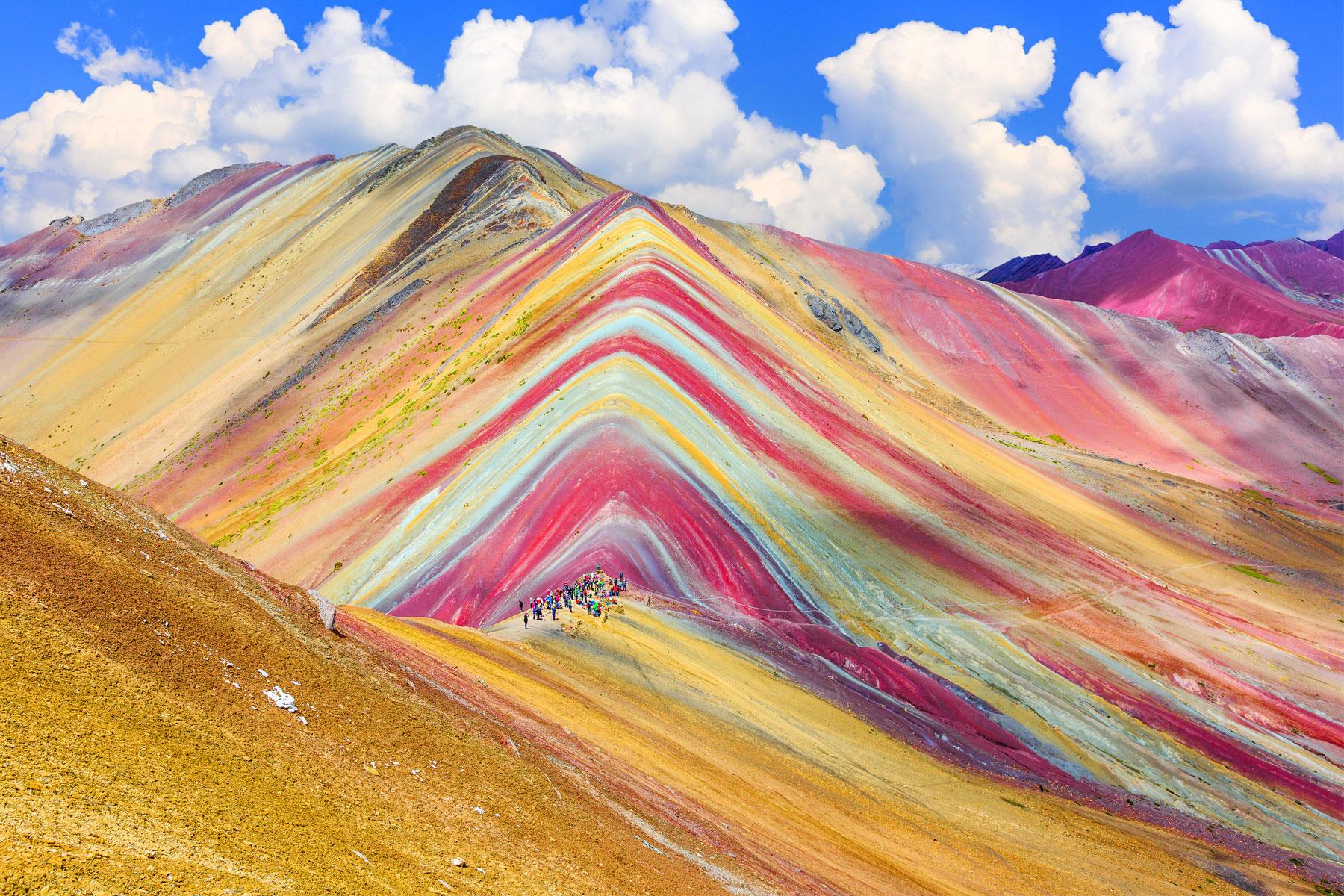 The world s 30 most colorful natural attractions fodors - Colorful nature pics ...