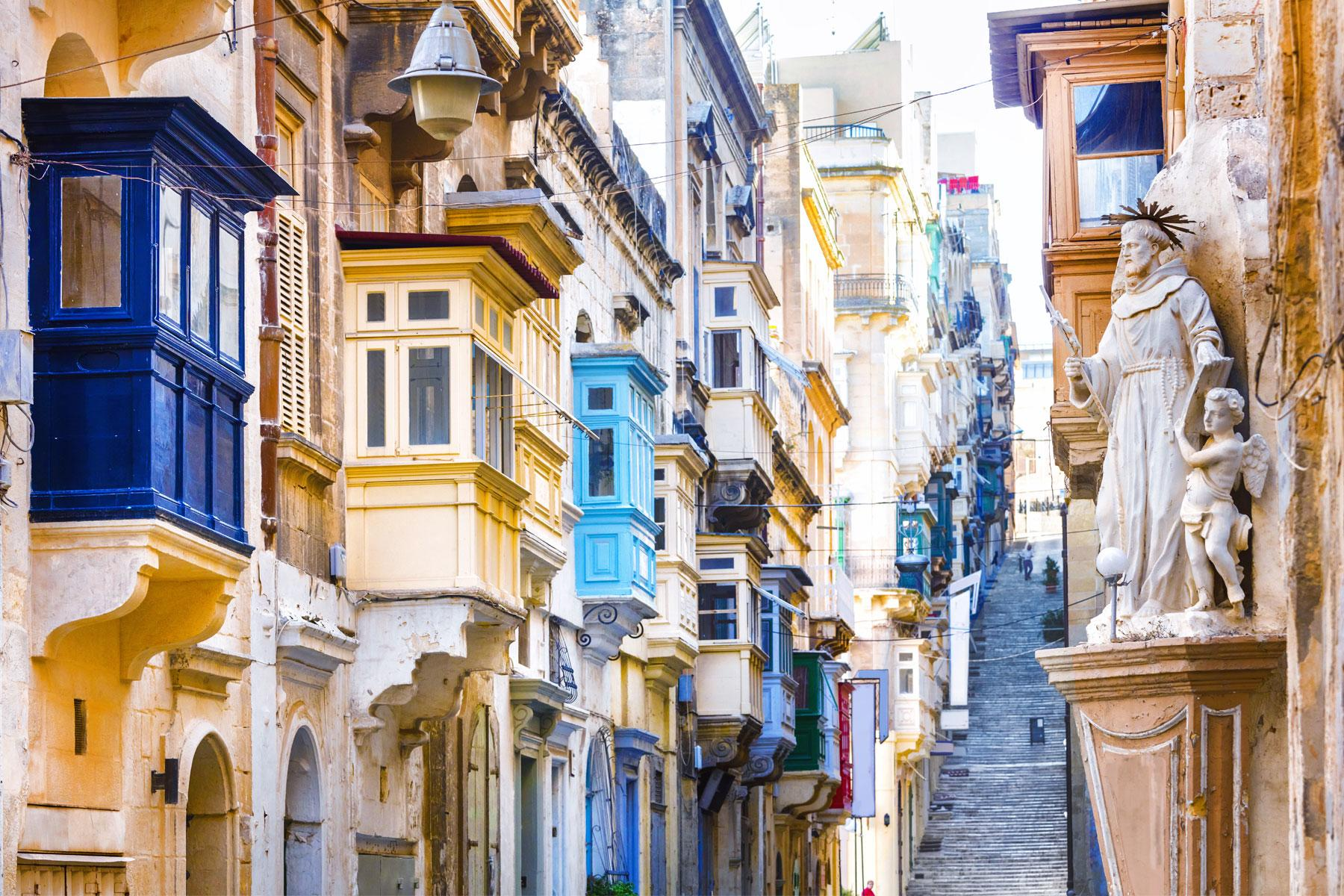 What You Need To Know About Malta S Strait Street