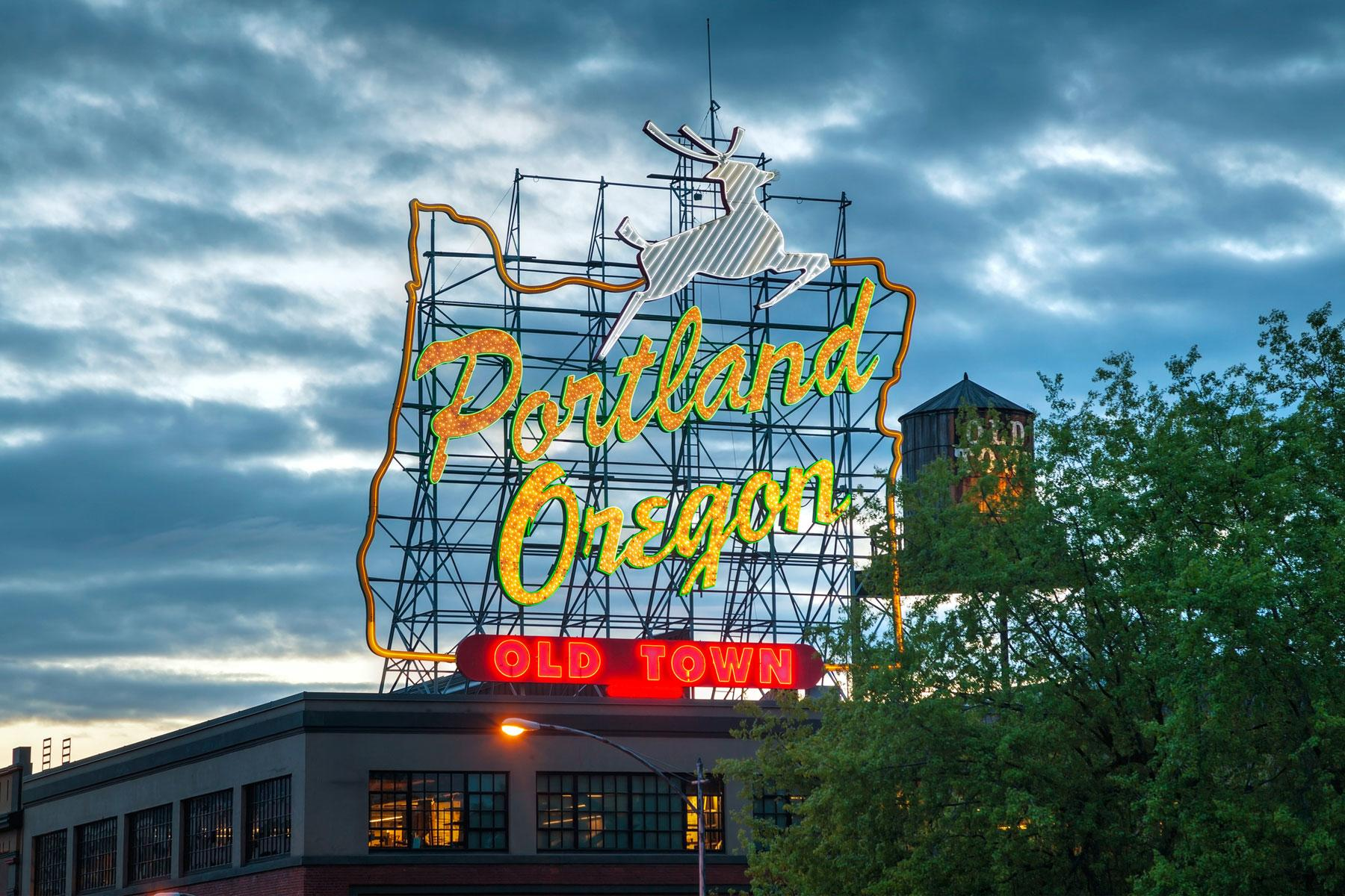 What To Do In Portland Oregon