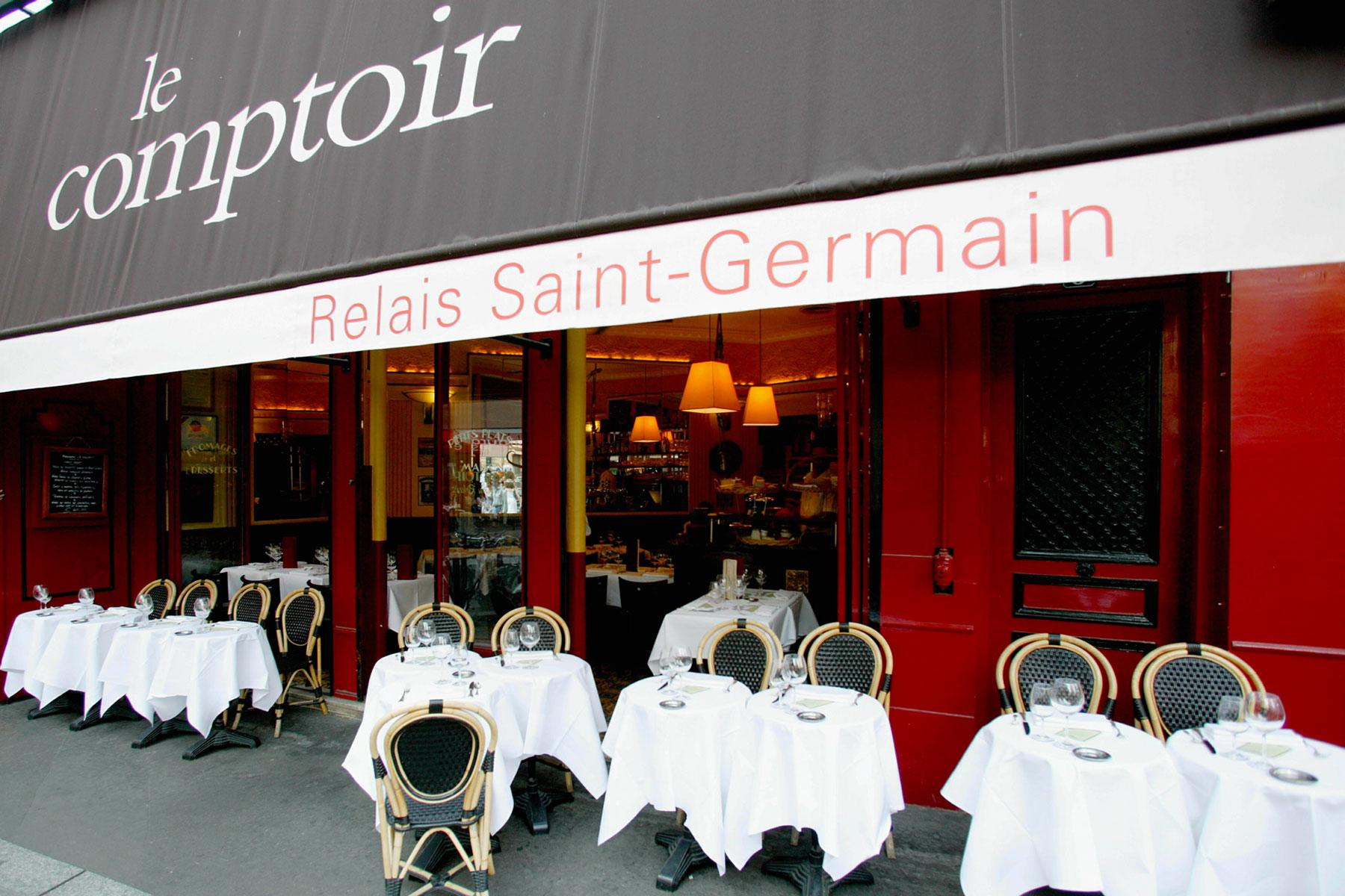 14 classic bistros in paris worth visiting fodors travel - Le comptoir de l arc paris ...