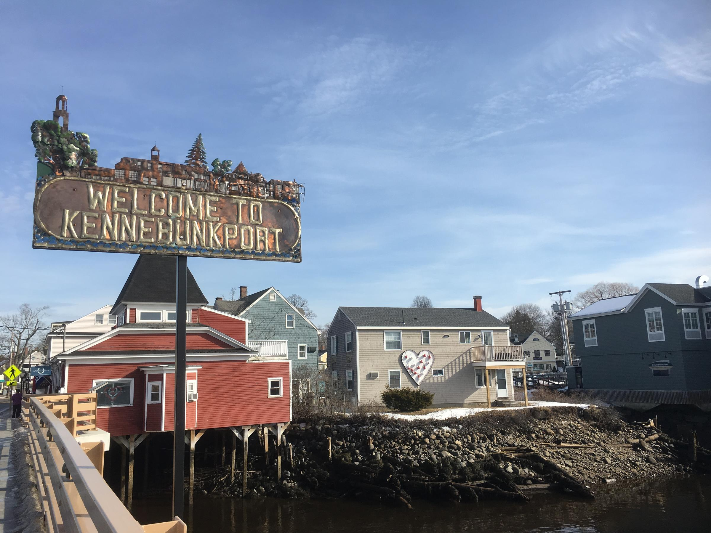 Welcome to Kennebunkport