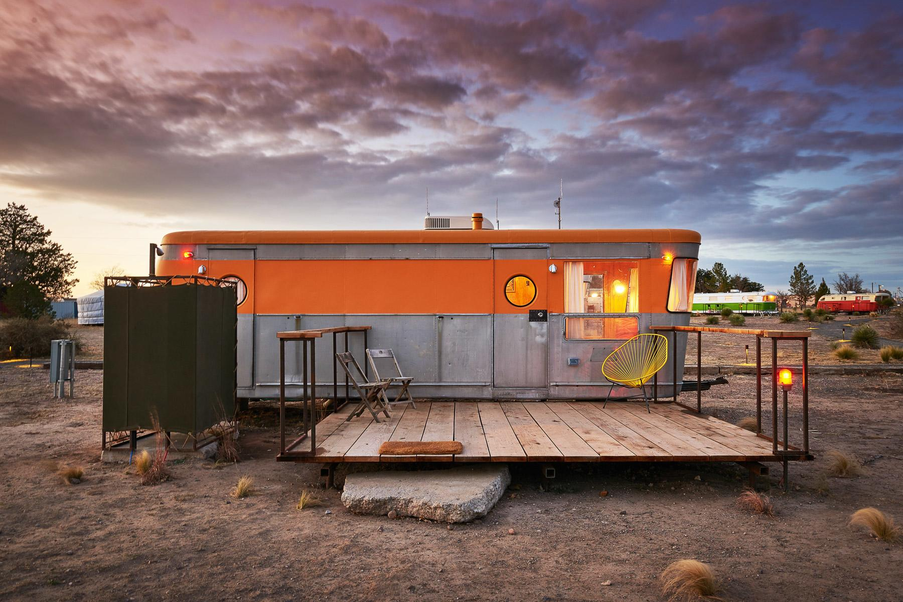 Vintage Trailer And Airstream Rentals For A Glamping Vacation