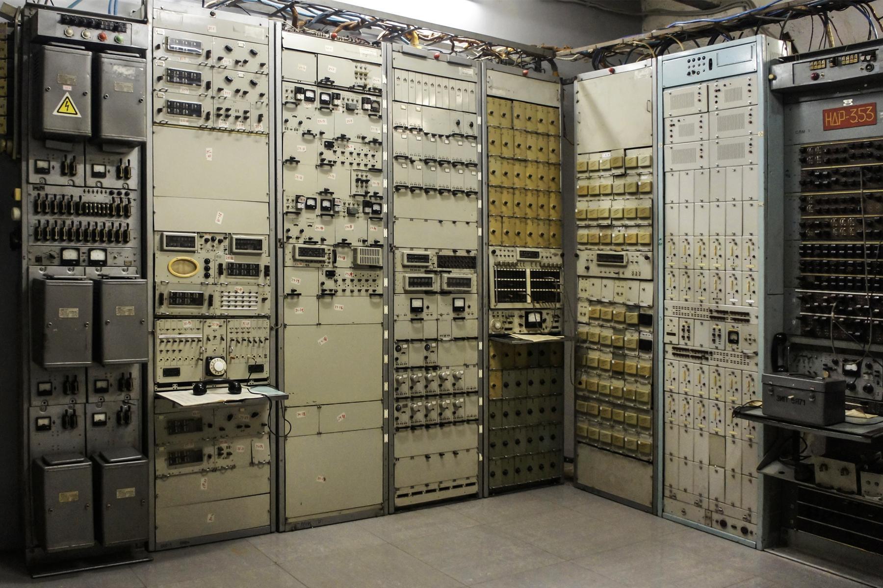 Bunker-703 was declassified in Moscow 44