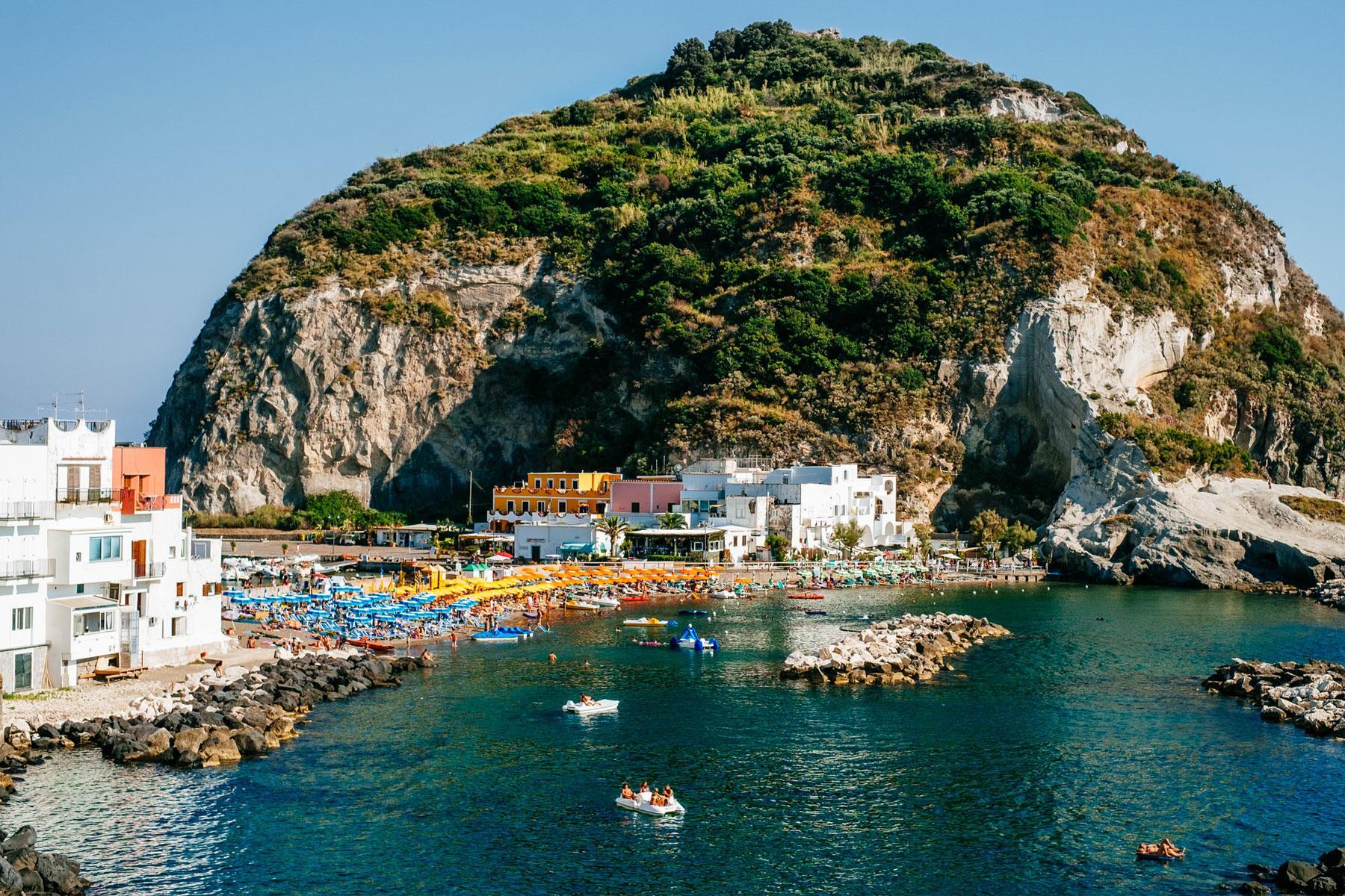 How To Spend 3 Days In Ischia Italy