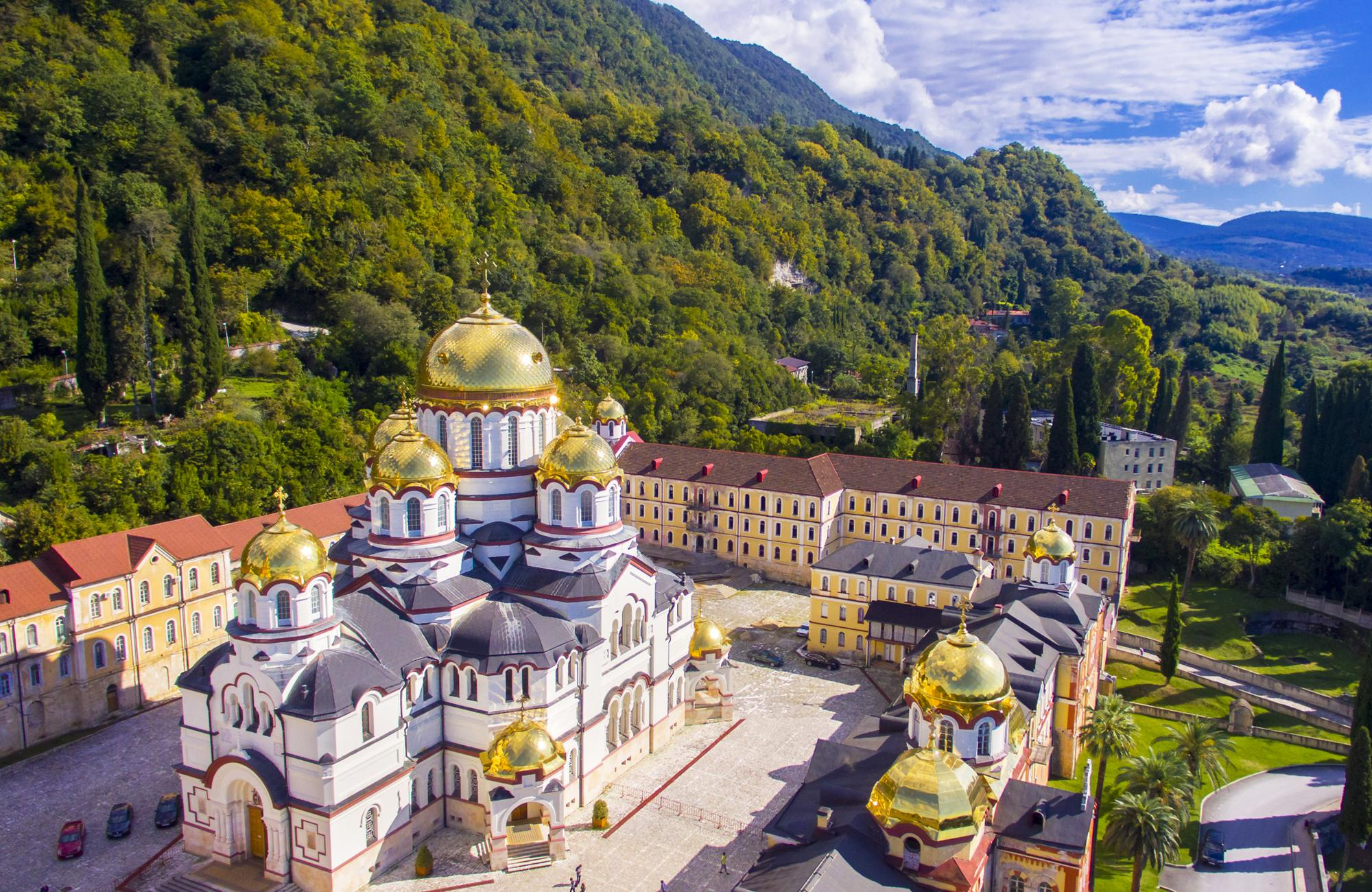Why You Should Travel To Abkhazia
