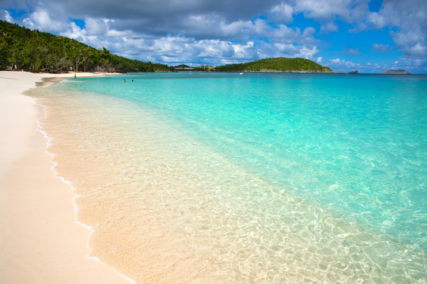 Tropical Island Beach Ambience Sound: 10 Best Caribbean Islands For Family Travel