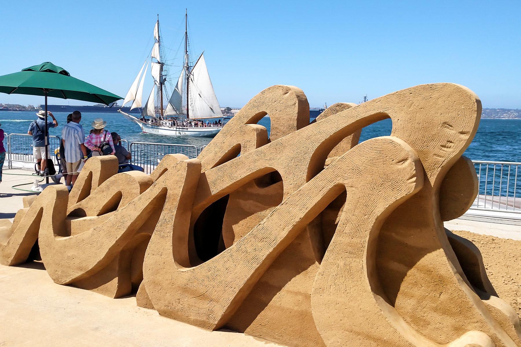 Virginia Beach Sandcastle Competition