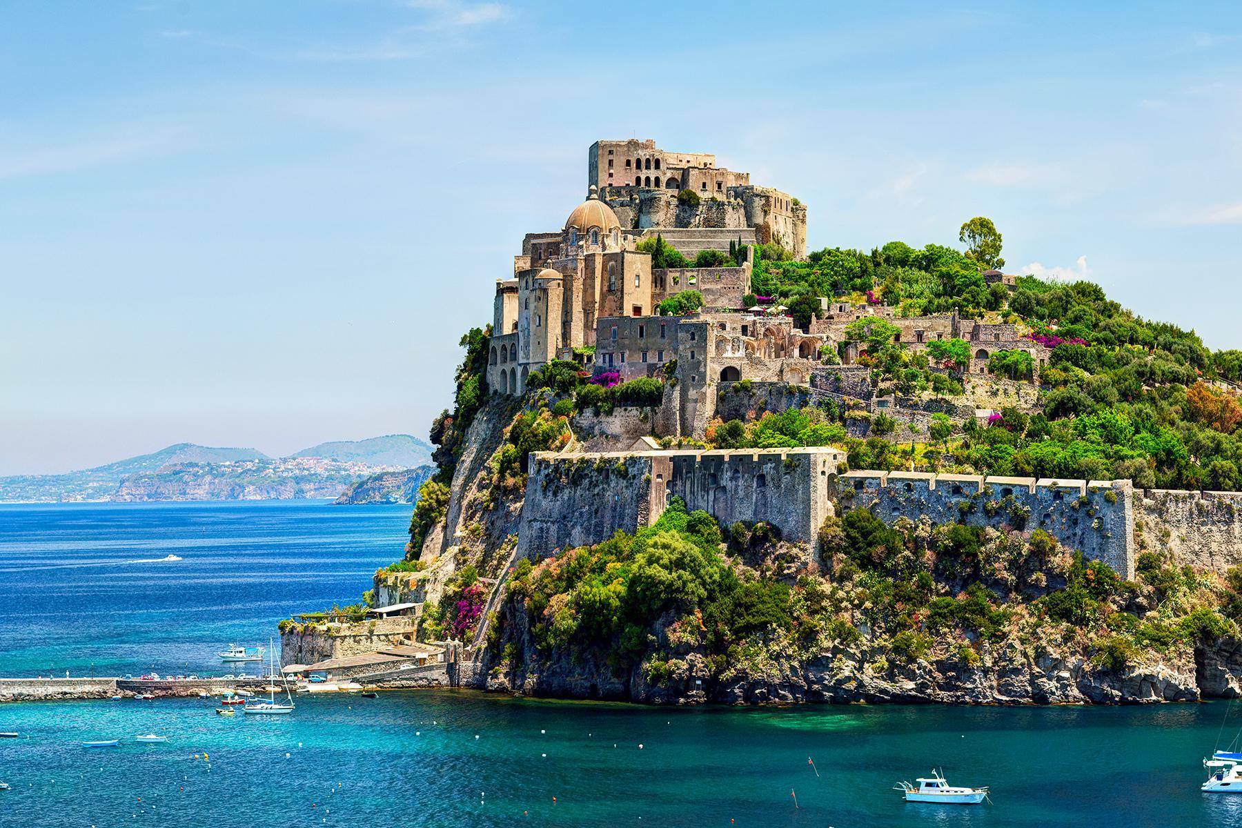 10 Reasons To Visit Italy S Beautiful Island Ischia And Skip Capri