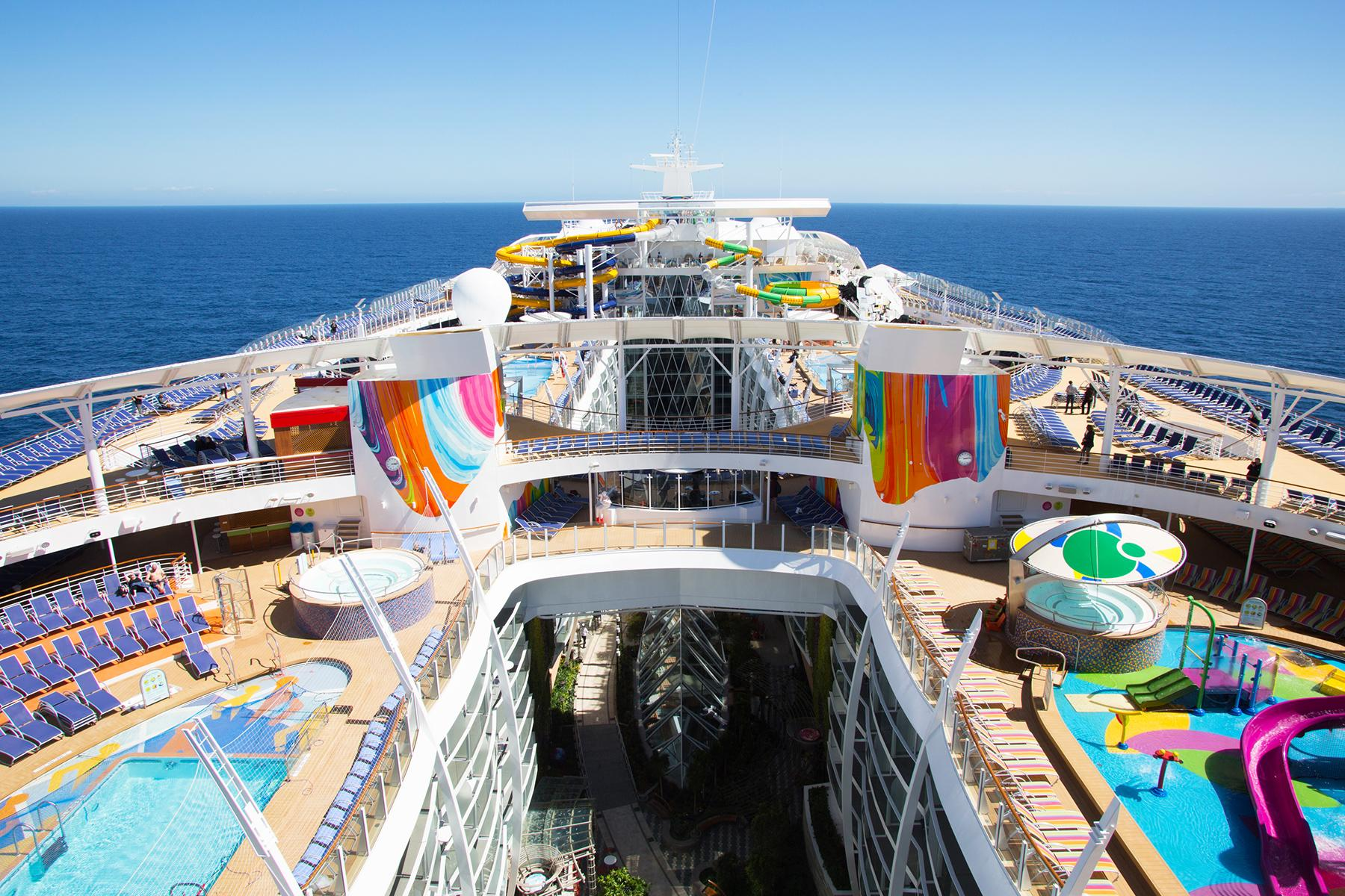 What It's Like to Sail on the Royal Caribbean Symphony of ...