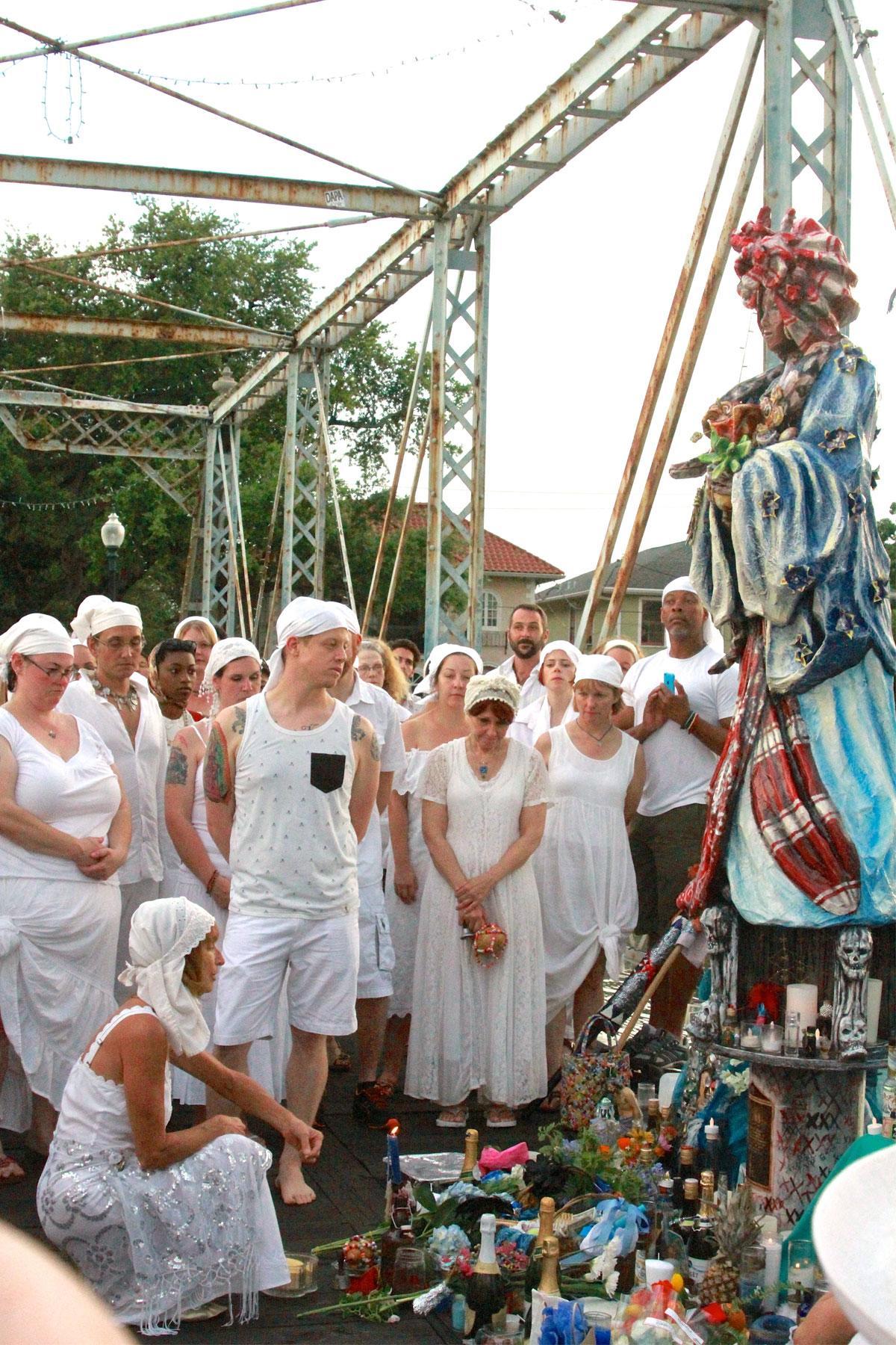 How To Participate In Voodoo Vodou Ceremonies In New Orleans