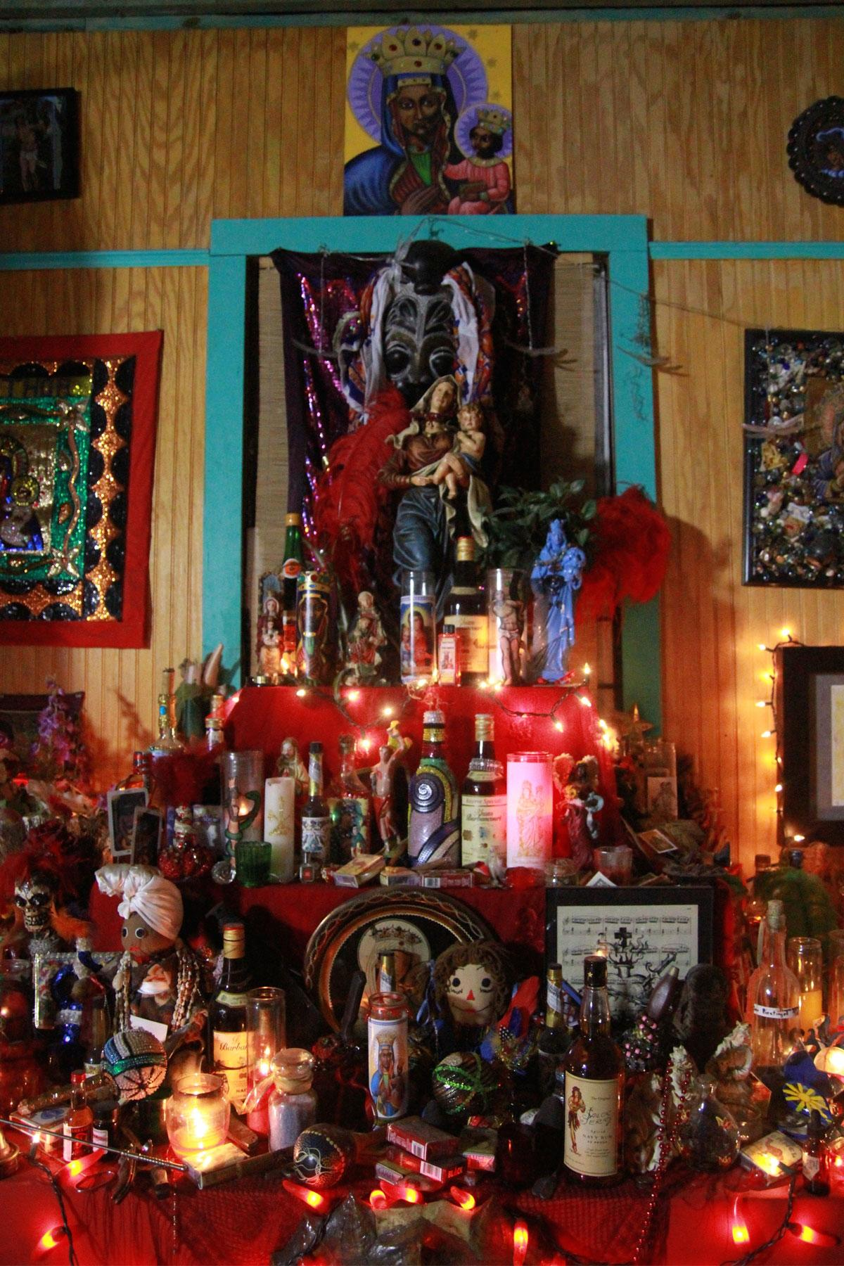 How To Participate In Voodoo Vodou Ceremonies In New Orleans
