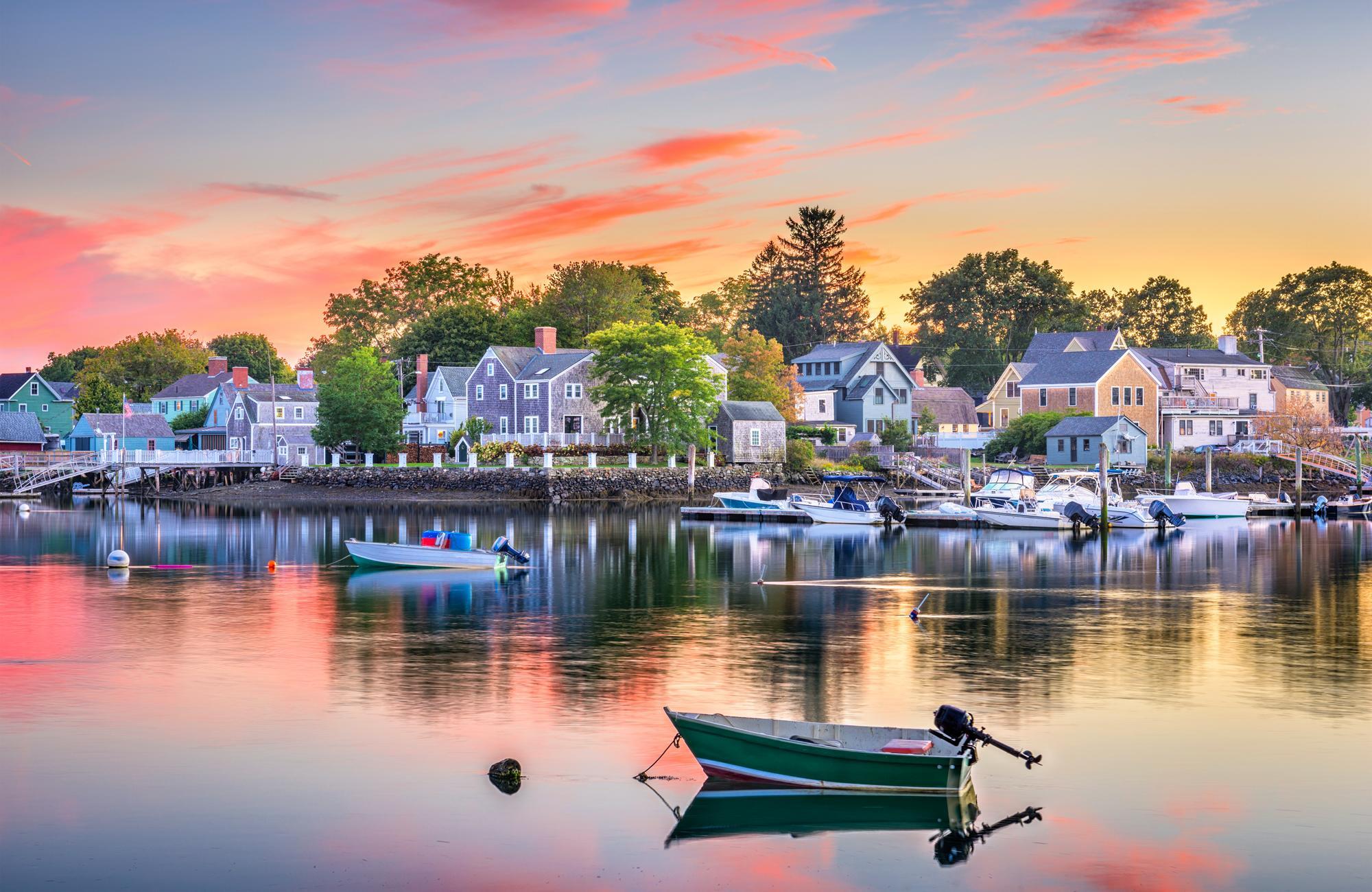 America's 25 Favorite Beach Towns