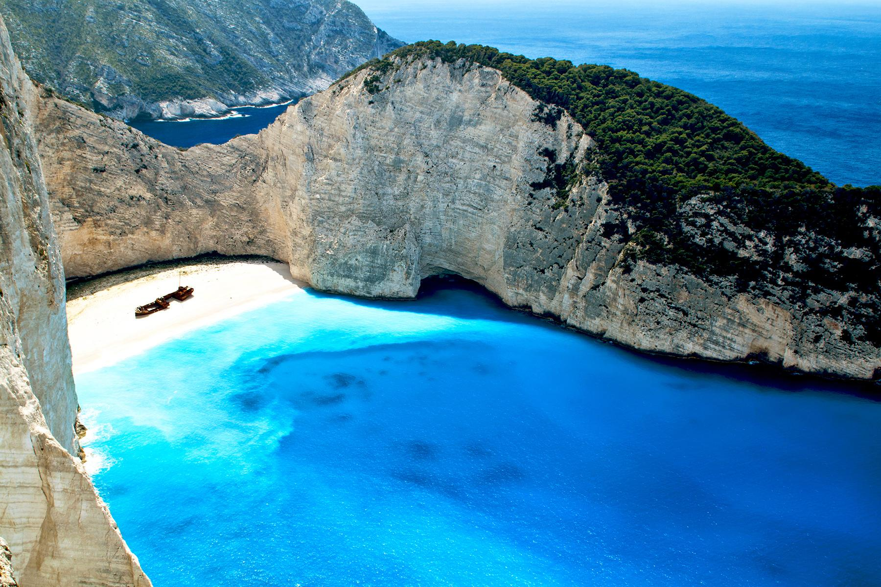 Greece-Best-Beaches