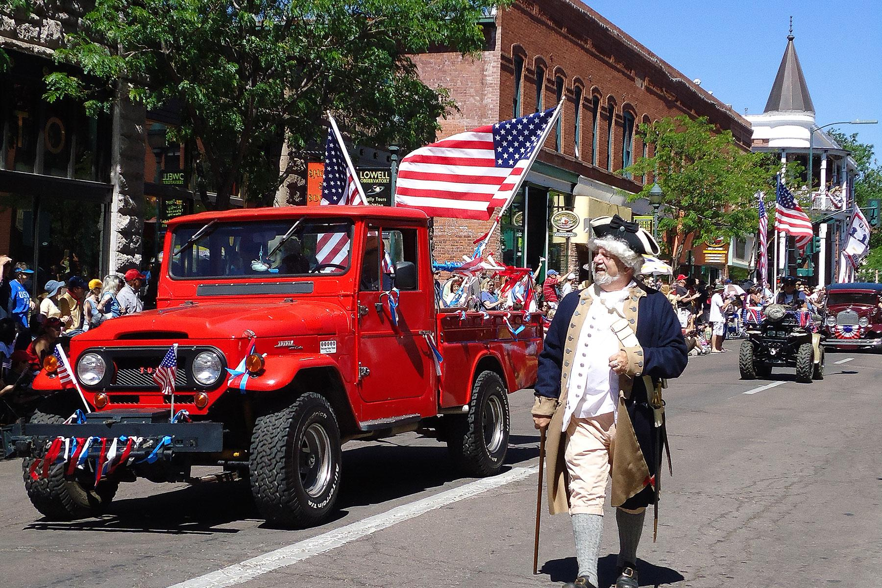 Americas Best Small Town Fourth Of July Celebrations And Fireworks