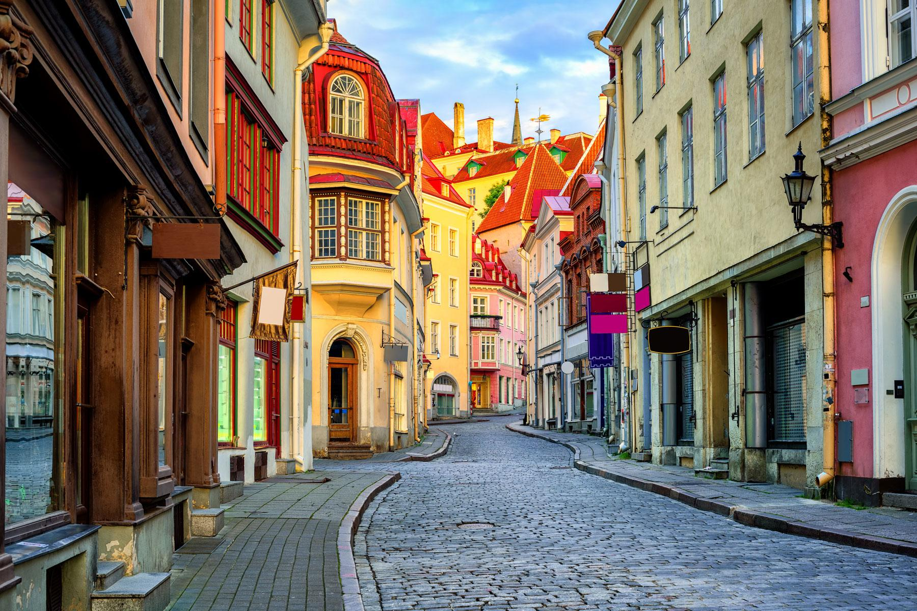 Where To Drink In Tallinn Estonia