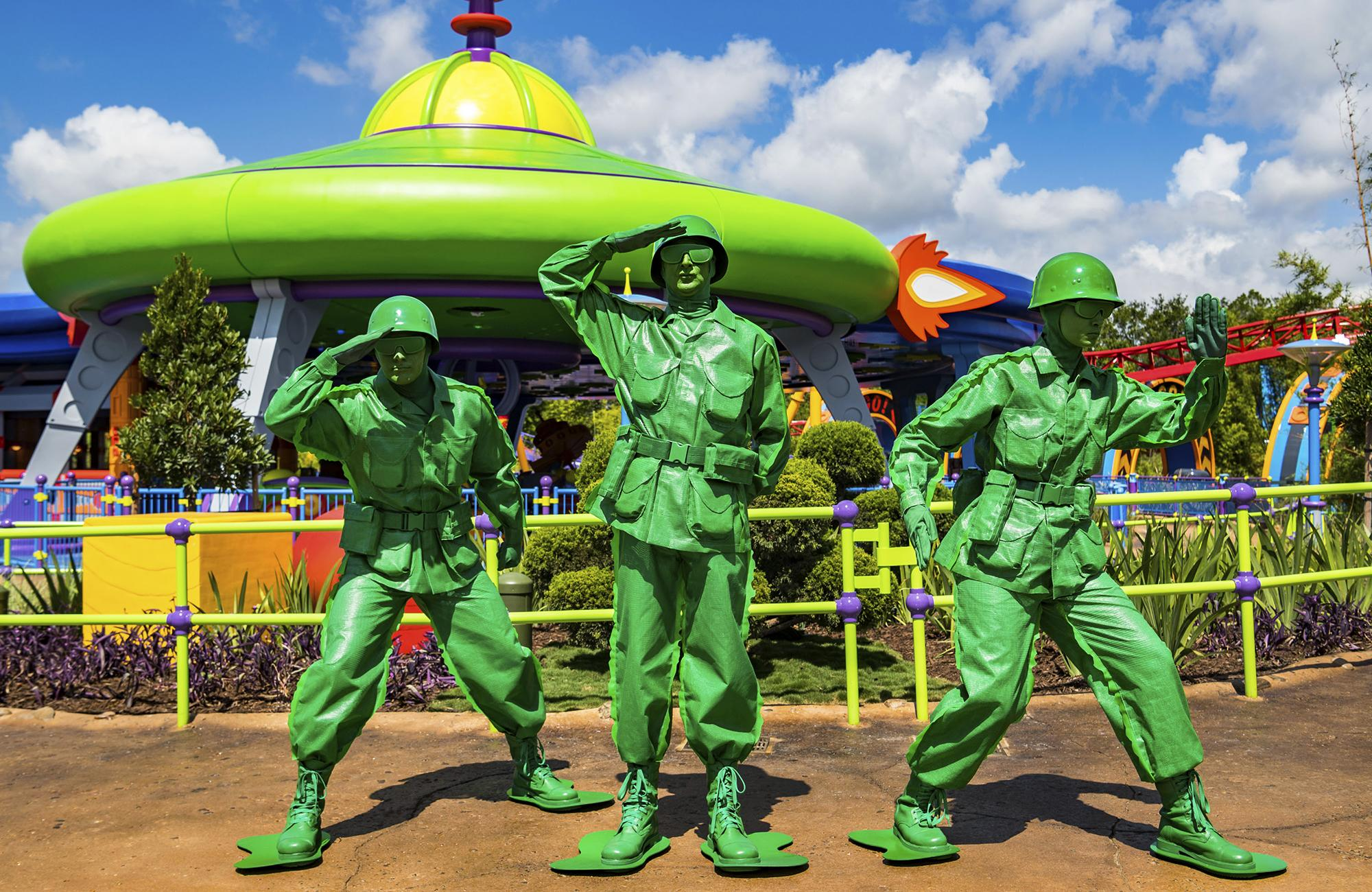 The 10 Coolest Things In Disney S Toy Story Land Fodors Travel Guide