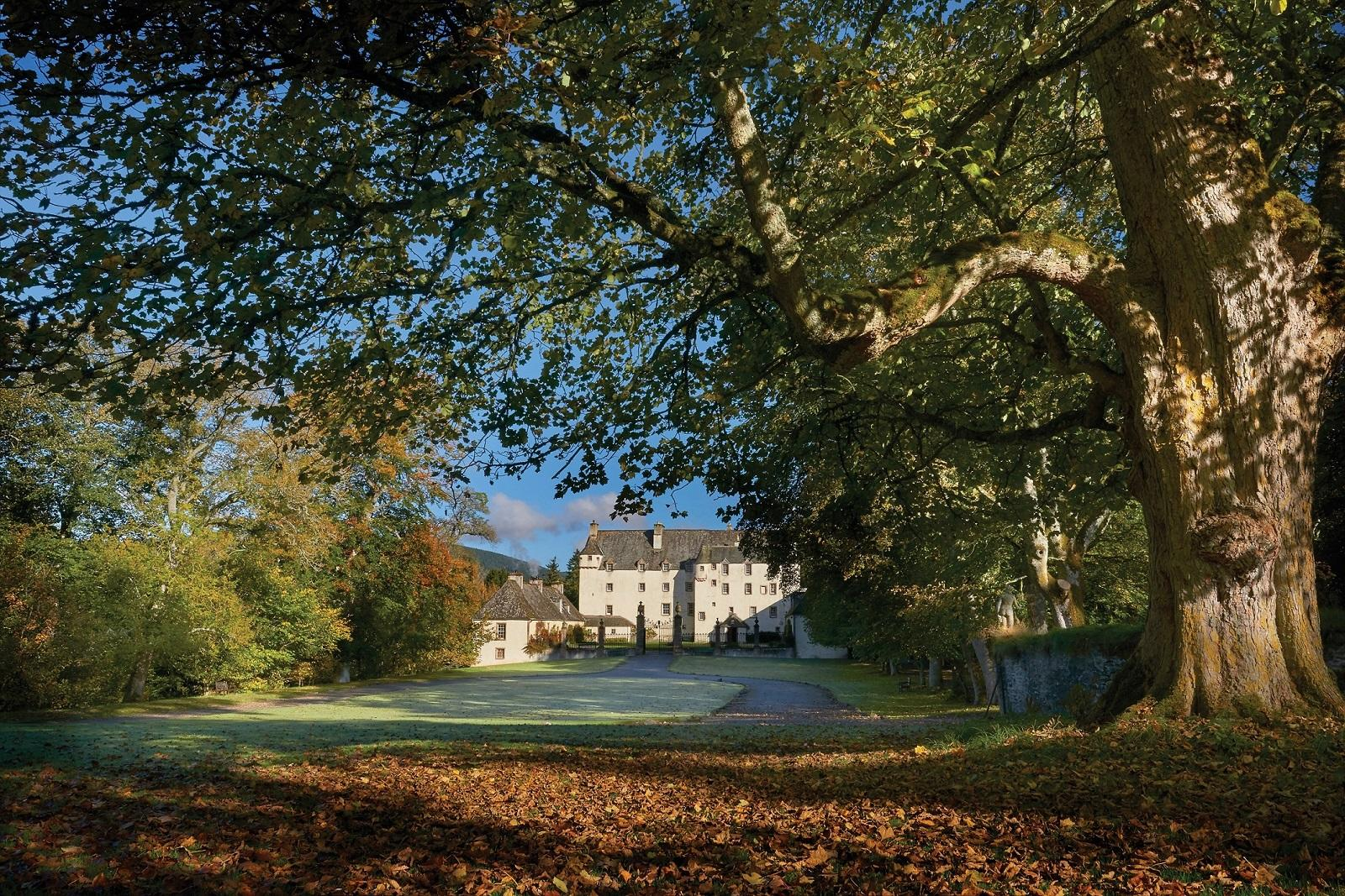 Traquair_House